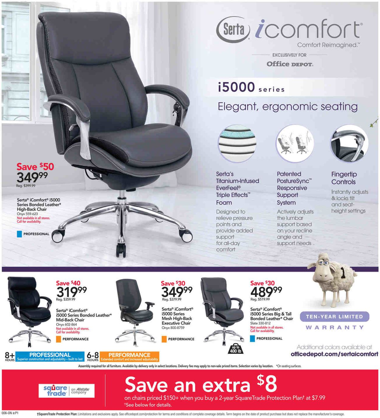 Office DEPOT Current weekly ad 30/30 - 30/30/30 [30] - frequent