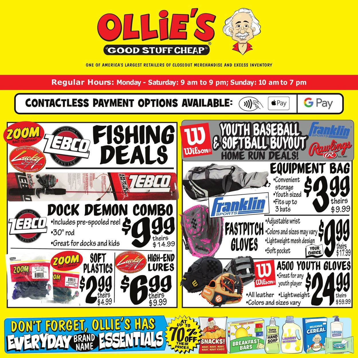 Catalogue Ollie's from 02/18/2021