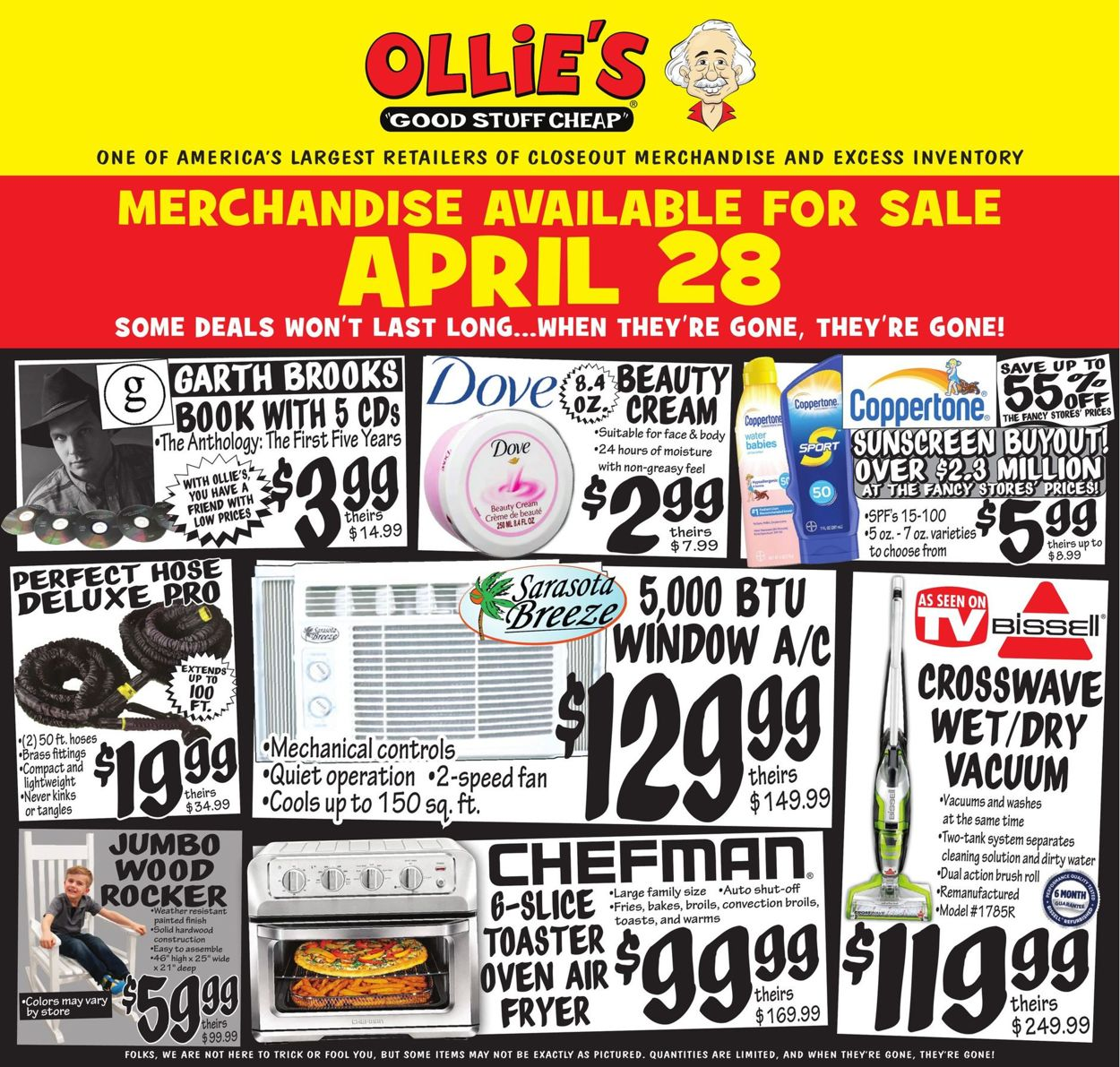 Catalogue Ollie's from 04/28/2021