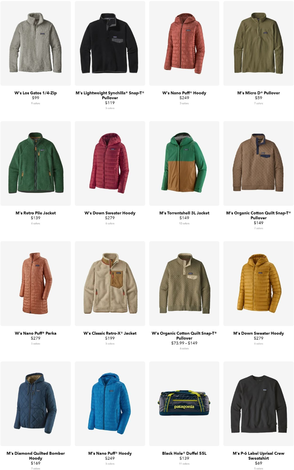 Patagonia Black Friday 2020 Current Weekly Ad 11 12 11 26 2020 13 Frequent Ads Com