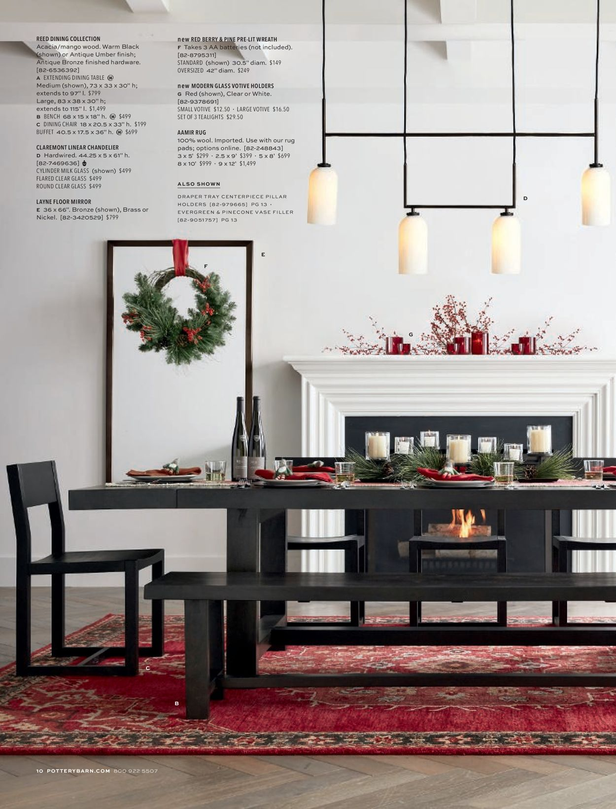 Pottery Barn Holiday 2020 Current Weekly Ad 11 07 12 25 10 Frequent Ads Com