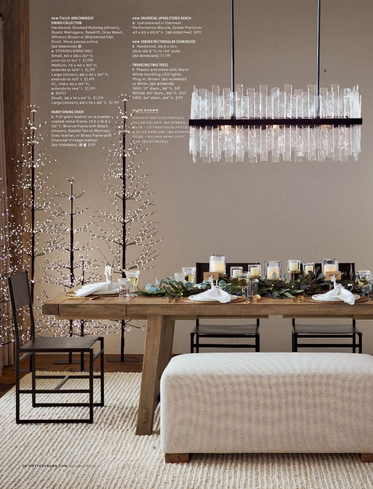 Pottery Barn Holiday 2020 Current Weekly Ad 11 07 12 25 78 Frequent Ads Com