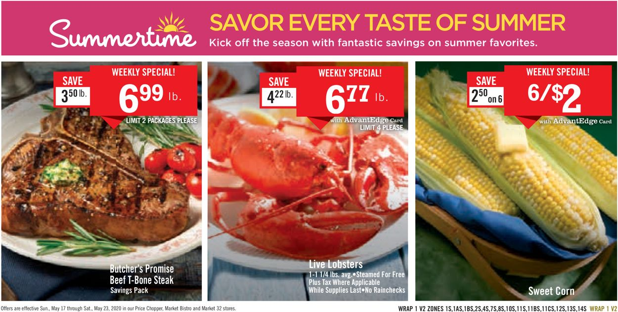 Price Chopper Current Weekly Ad 05 17 05 23 2020 Frequent Ads Com