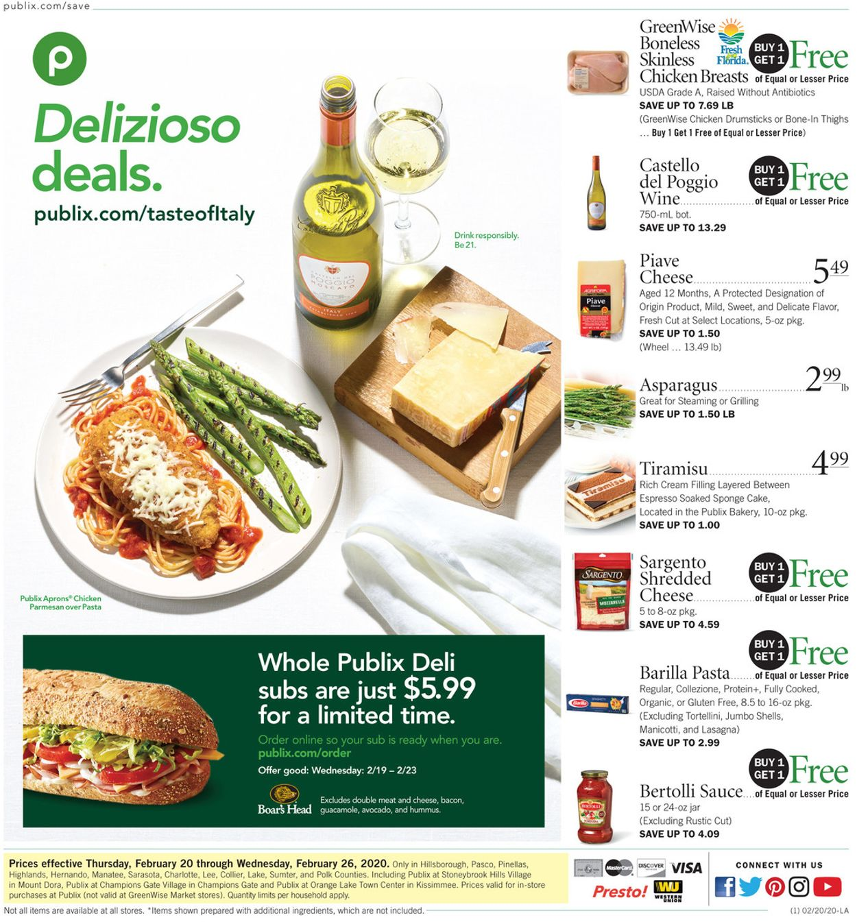 Publix Current weekly ad 06/03 - 06/09/2021 [5] - frequent