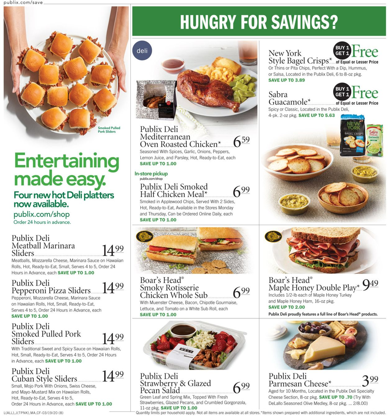 Publix Current Weekly Ad 03 19 03 25 2020 8 Frequent Ads Com