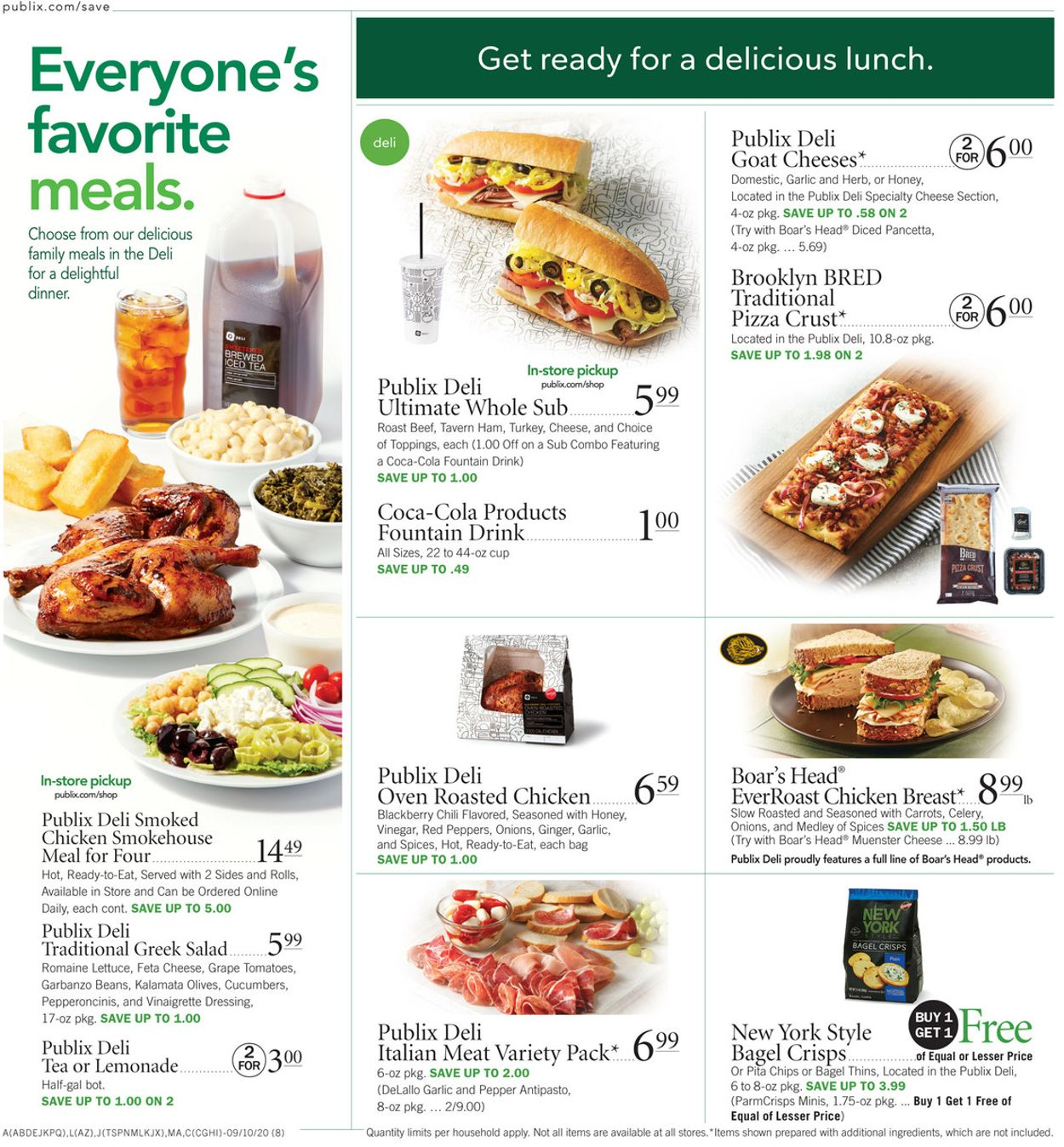 Publix Current Weekly Ad 09 10 09 16 2020 8 Frequent Ads Com