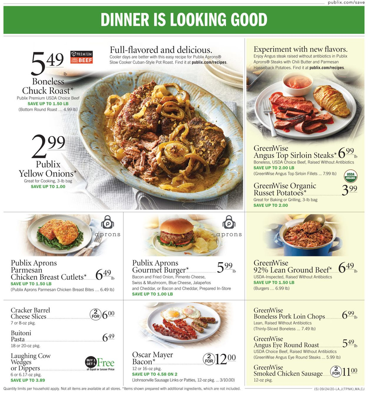 Publix Current weekly ad 07/01 - 07/07/2021 [17
