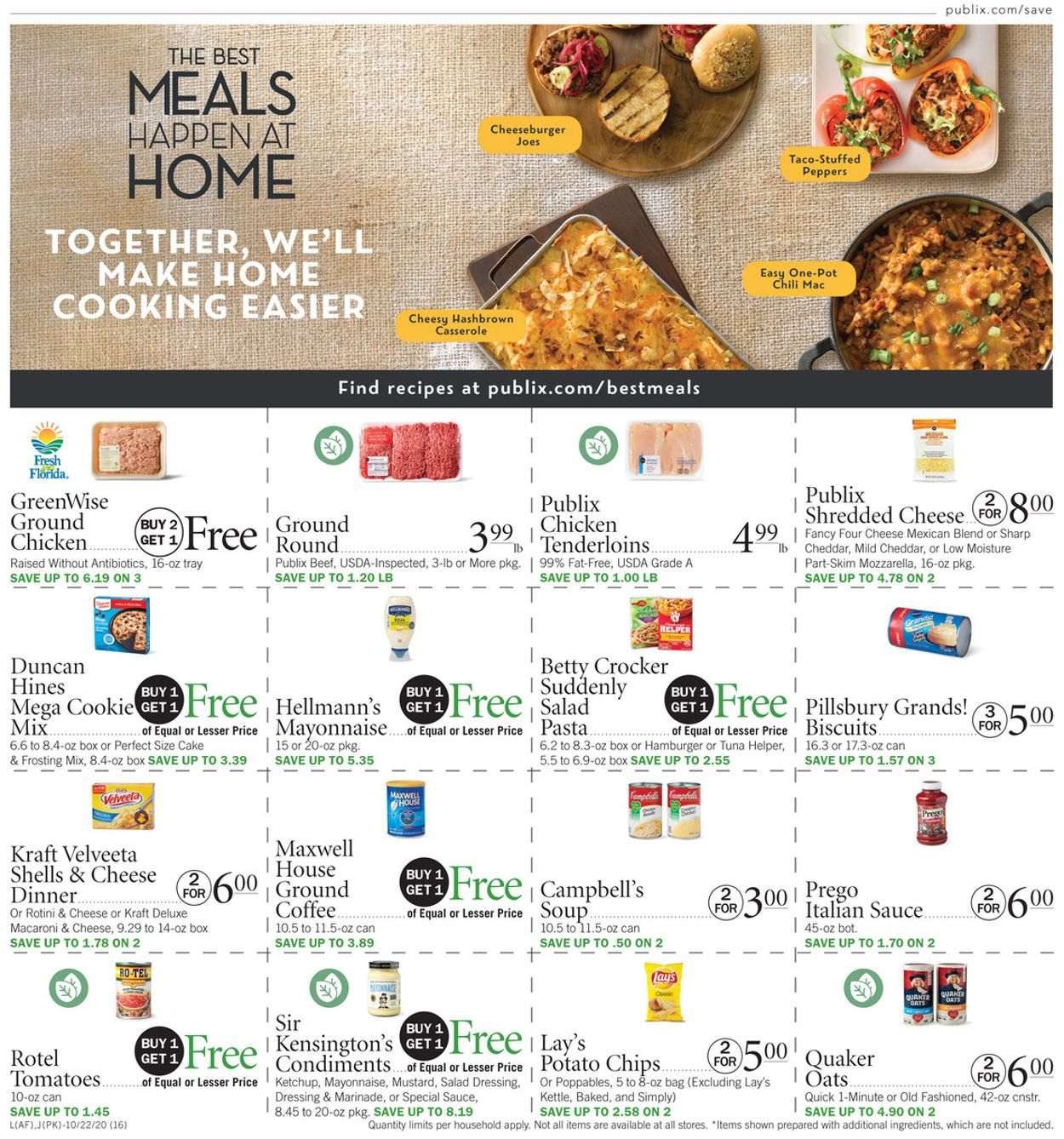 Publix Current weekly ad 07/01 - 07/07/2021 [11