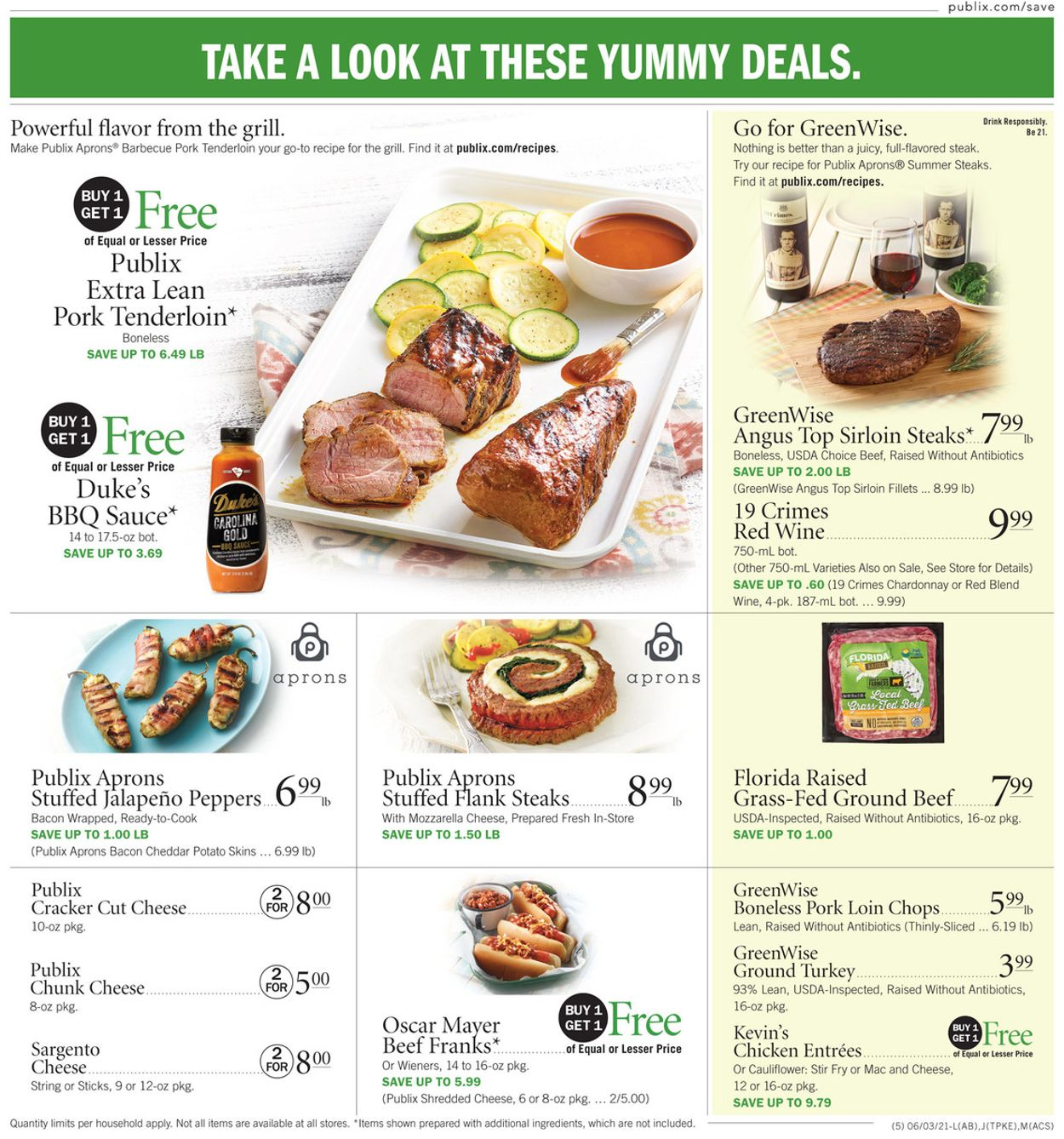 Publix Current weekly ad 09/24 - 09/30/2020 [5] - frequent