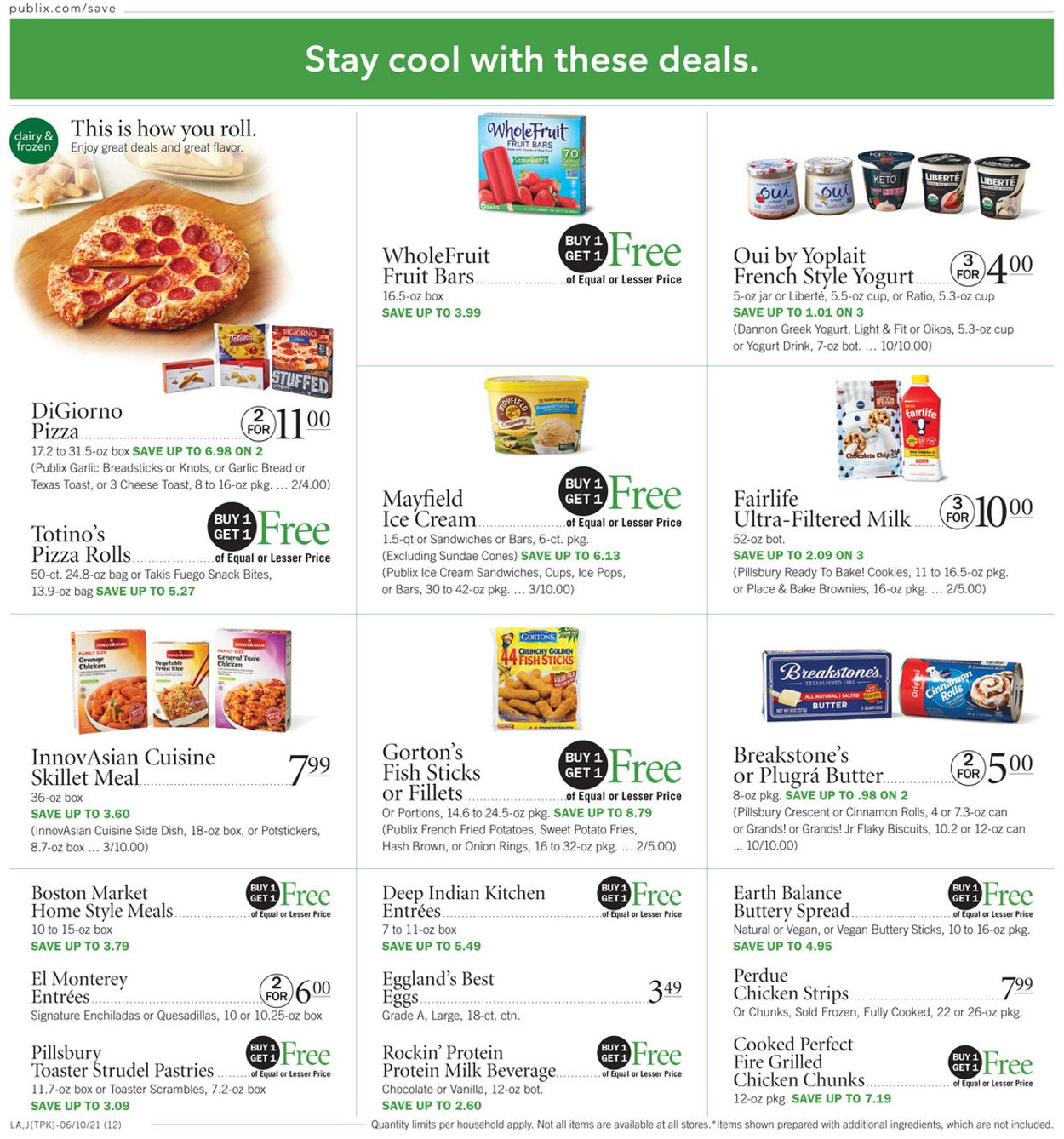 Publix Current weekly ad 07/08 - 07/14/2021 [11