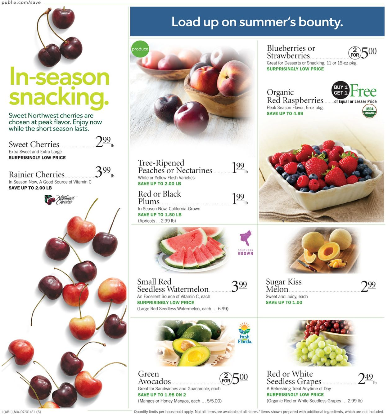 Publix Current weekly ad 05/14 - 09/16/2020 [8] - frequent