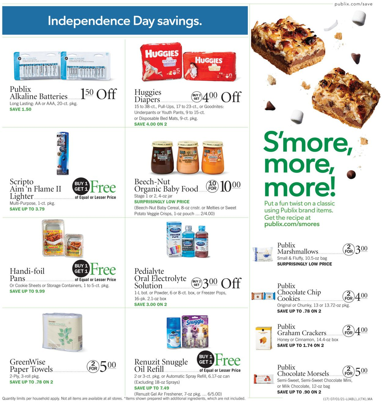Publix Current weekly ad 03/26 - 04/01/2020 [16