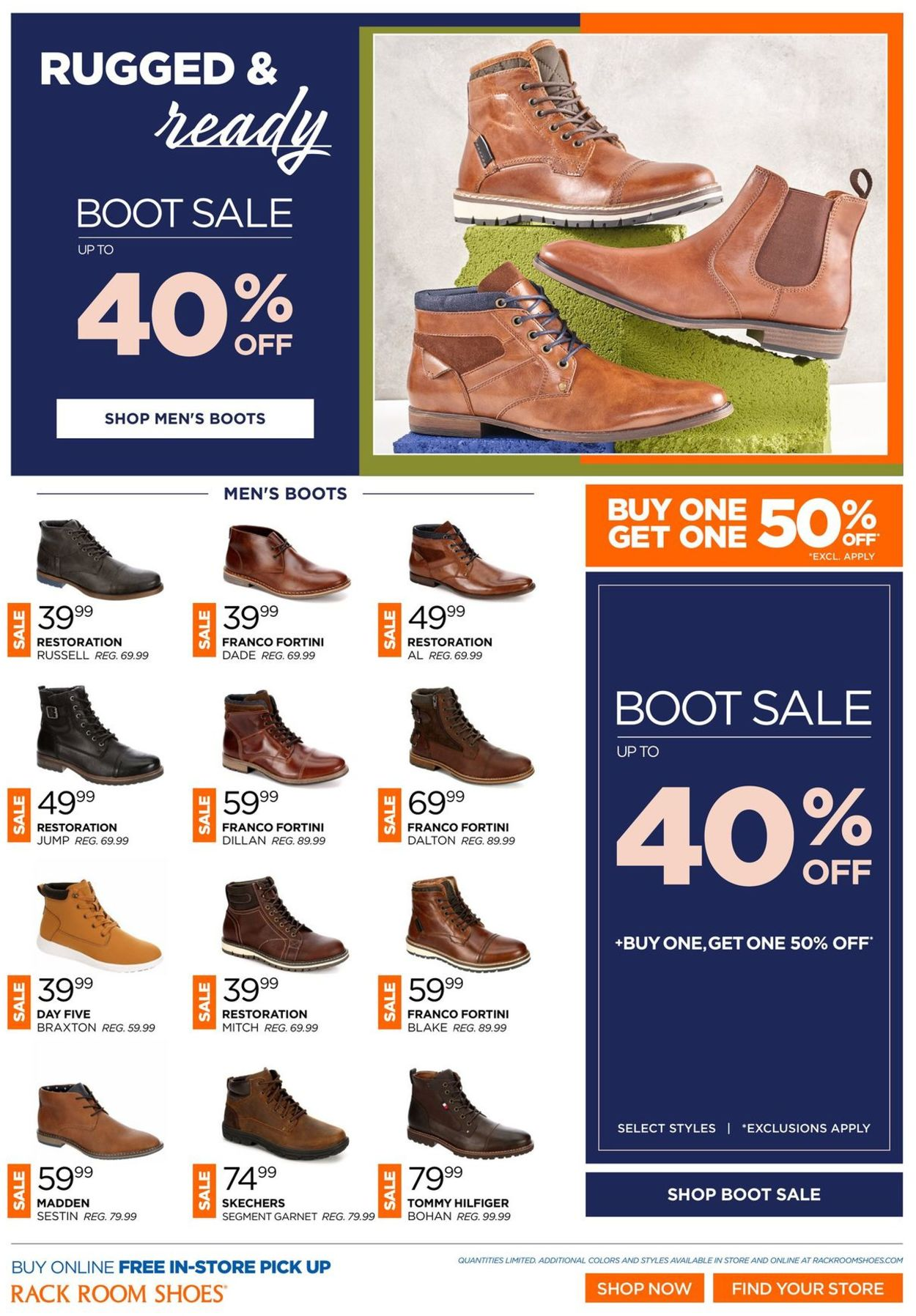 Rack Room Shoes Black Friday Ad 2019 Current weekly ad 11