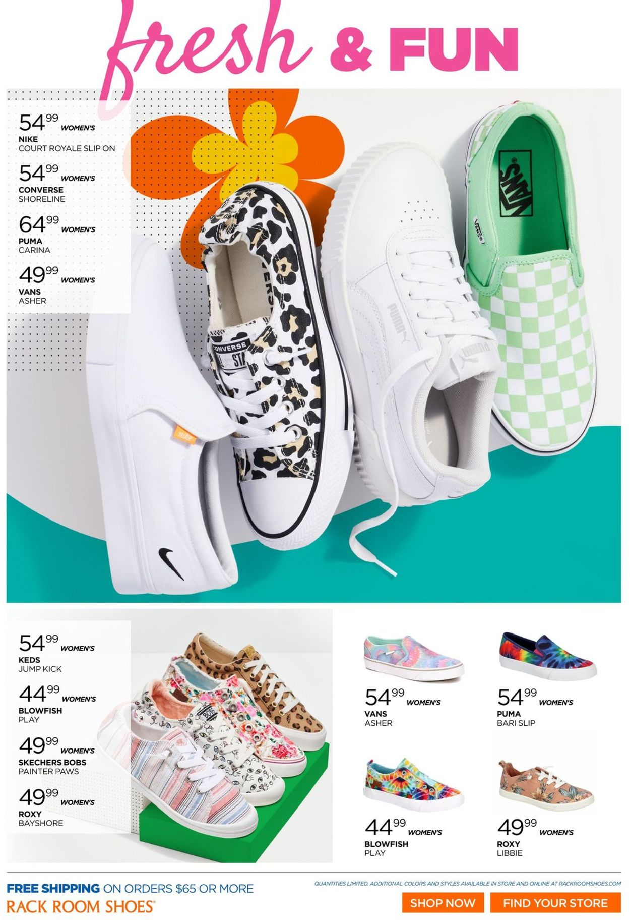 Rack Room Shoes Current weekly ad 03/18