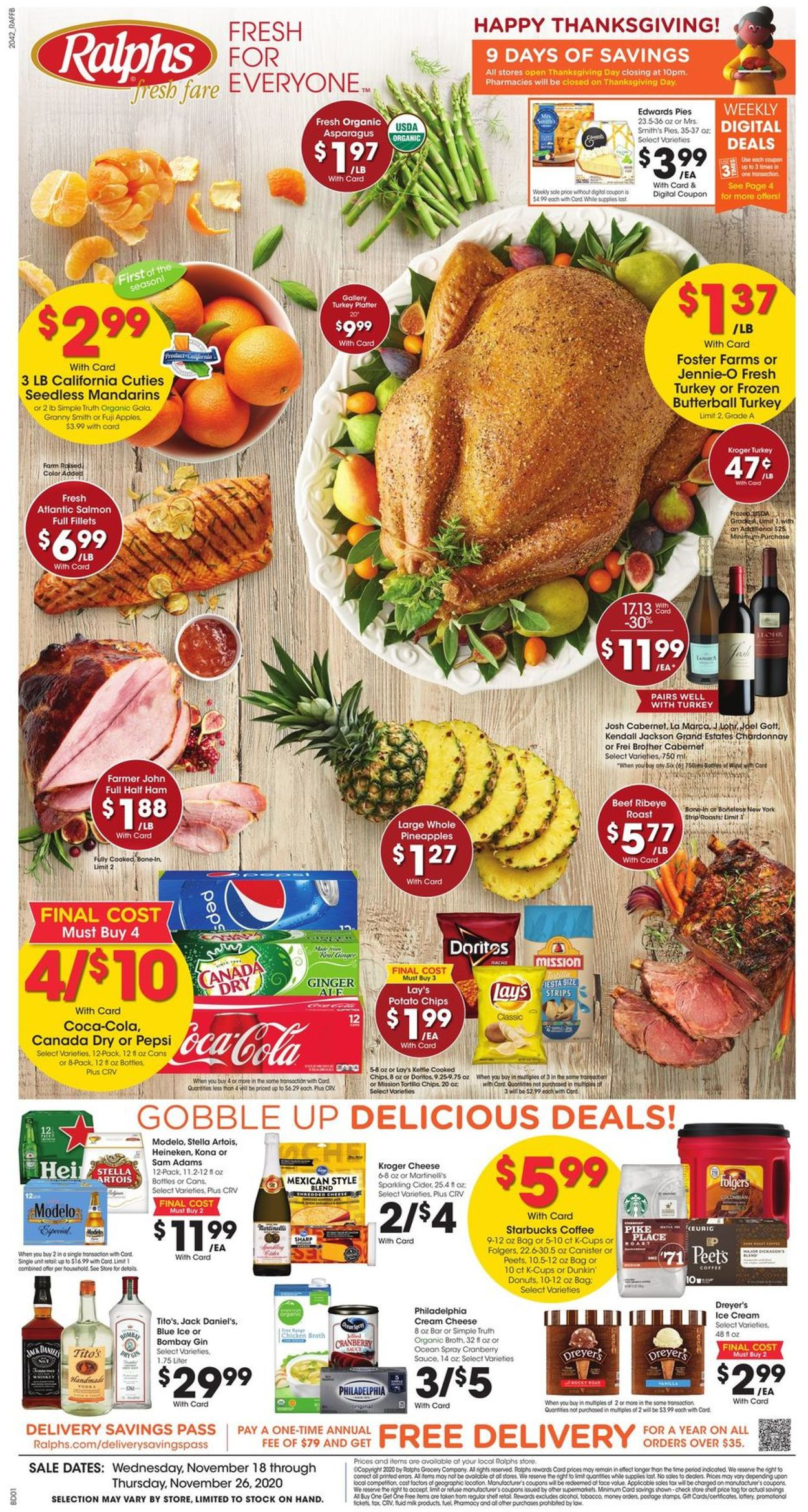 Ralphs Current Weekly Ad 11 18 11 26 2020 Frequent Ads Com