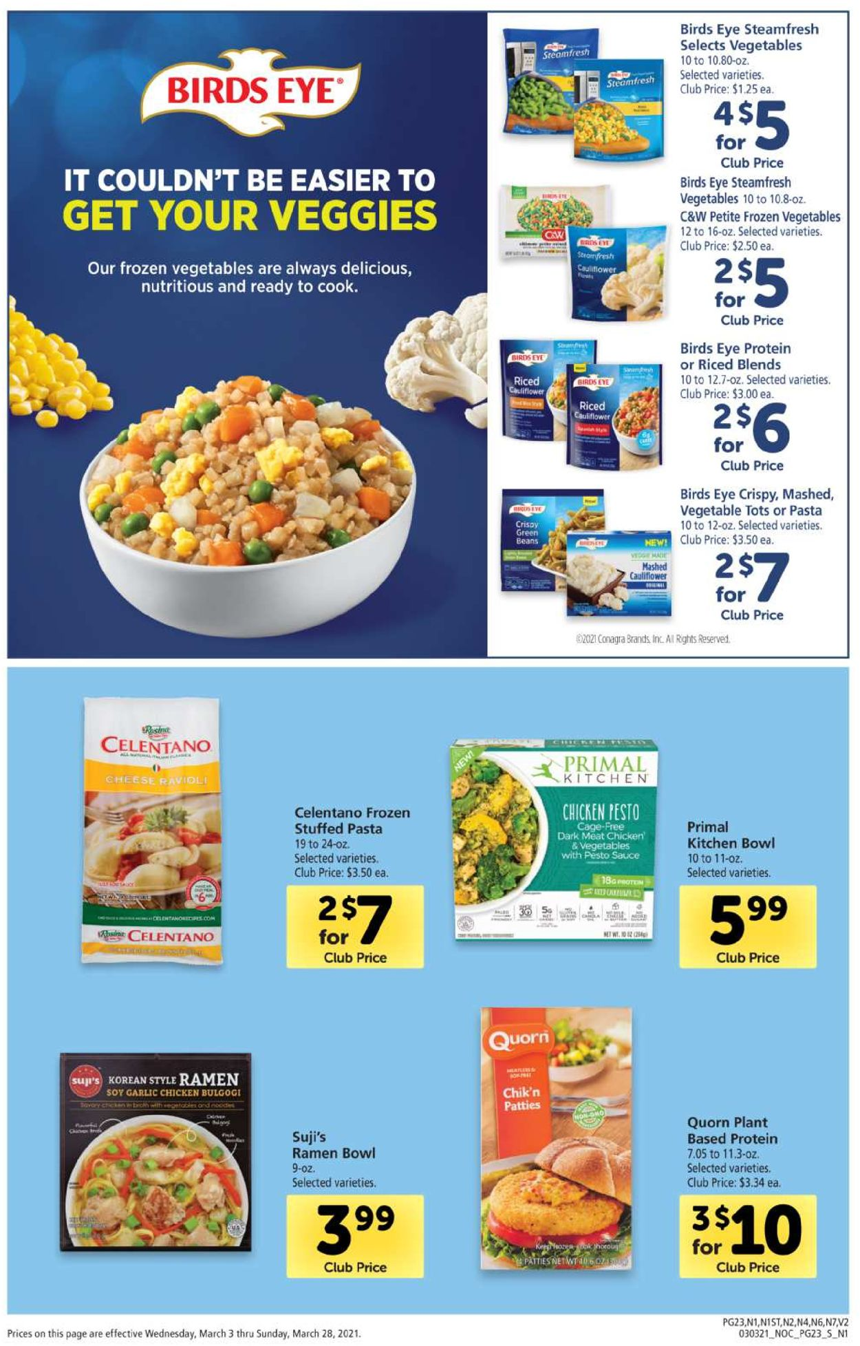 Safeway Current Weekly Ad 03 03 03 28 2021 23 Frequent Ads Com