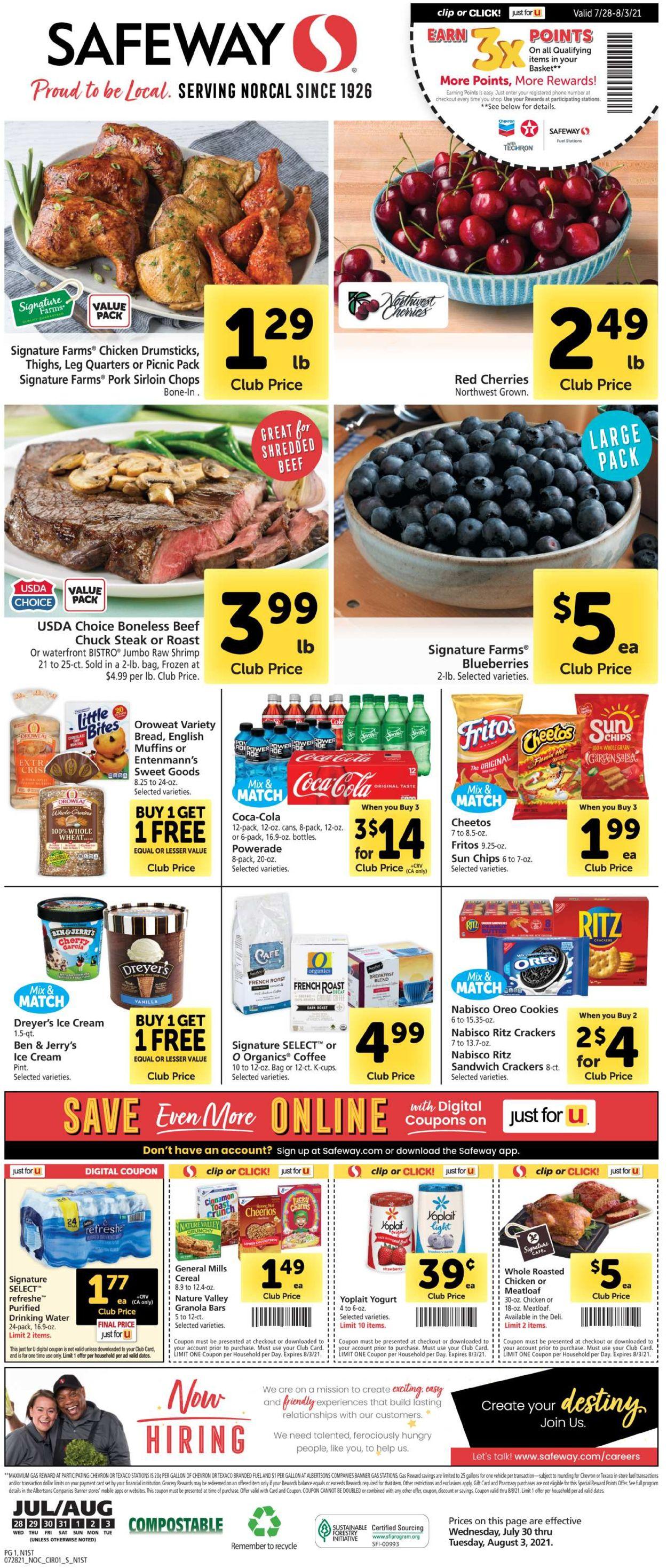 Safeway weekly-ad