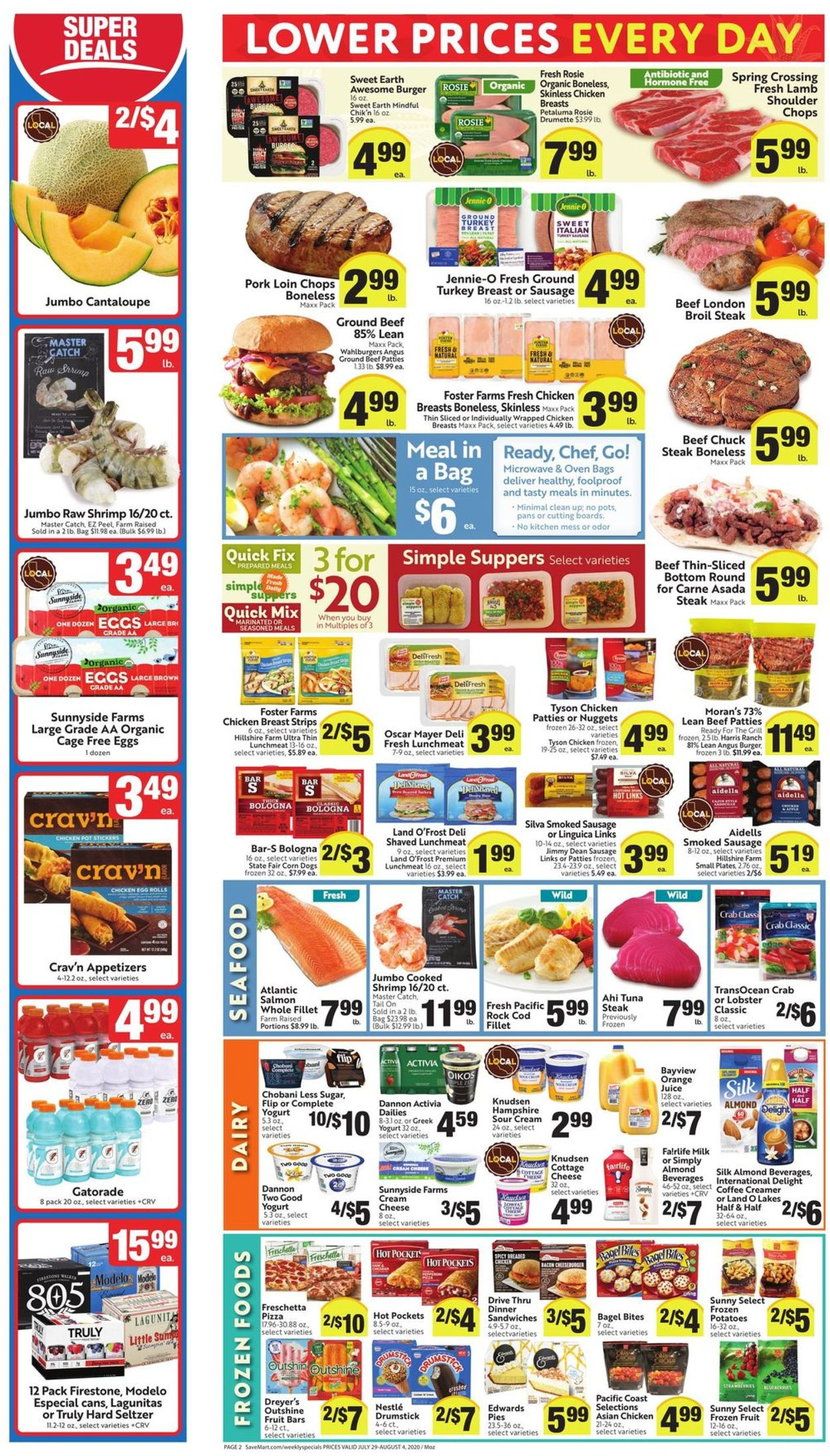 Save Mart Current Weekly Ad 07 29 08 04 2020 2 Frequent Ads Com