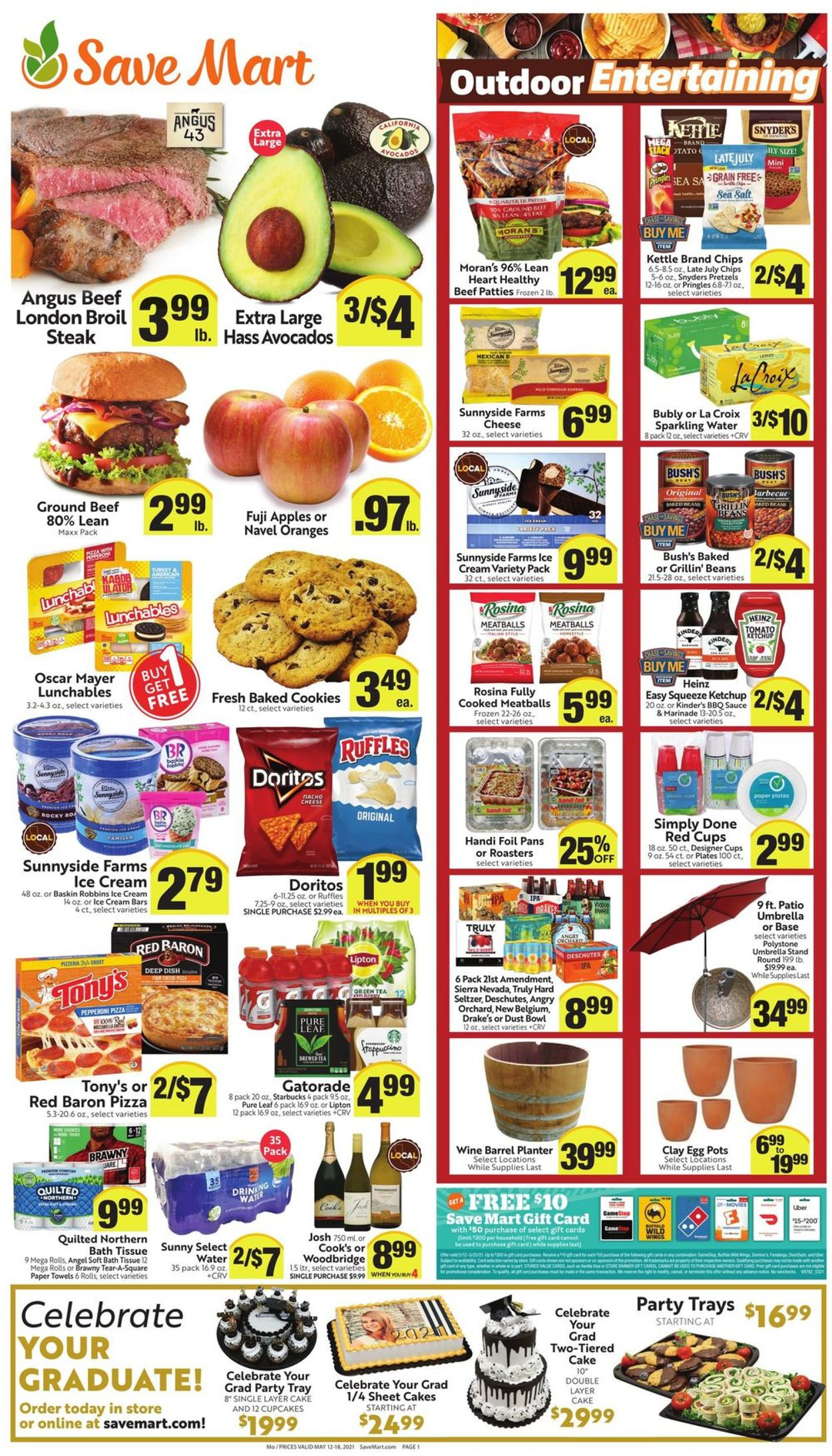 Catalogue Save Mart from 05/12/2021