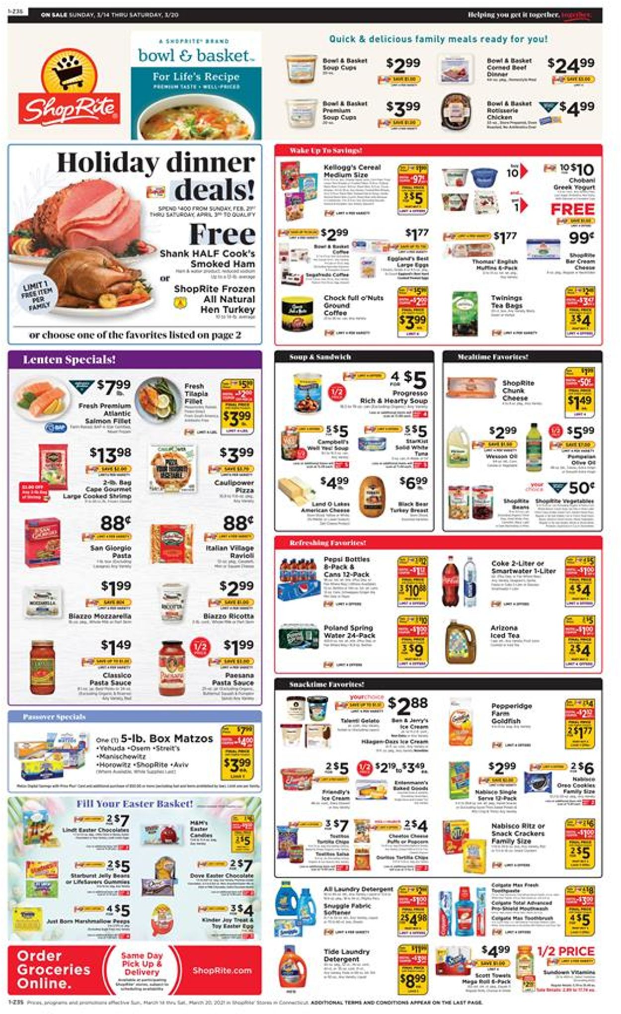 Shoprite Current Weekly Ad 03 14 03 20 2021 Frequent Ads Com