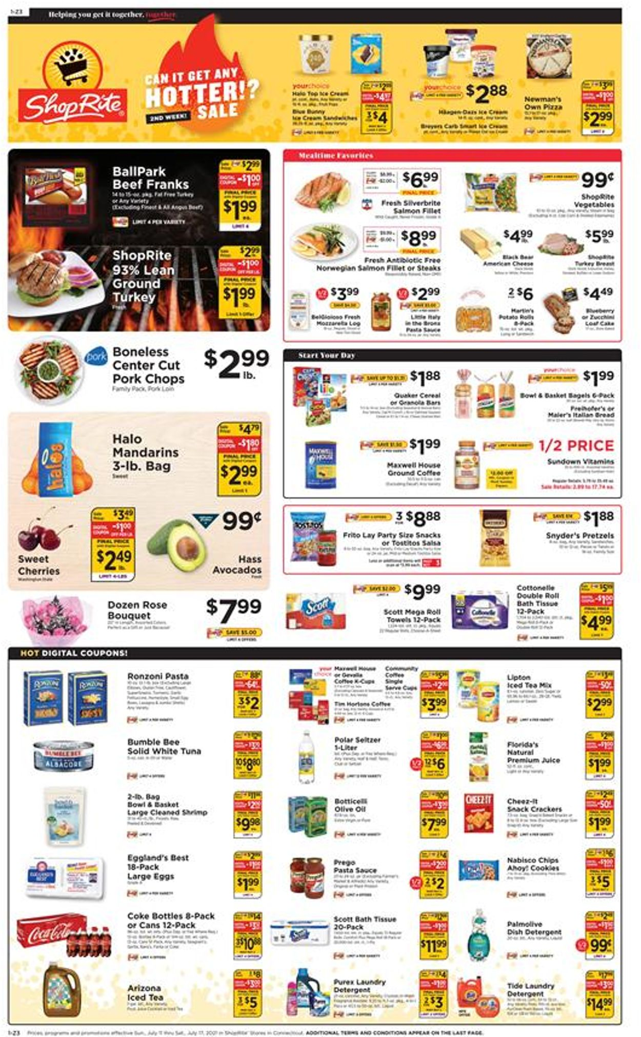 Catalogue ShopRite from 07/11/2021