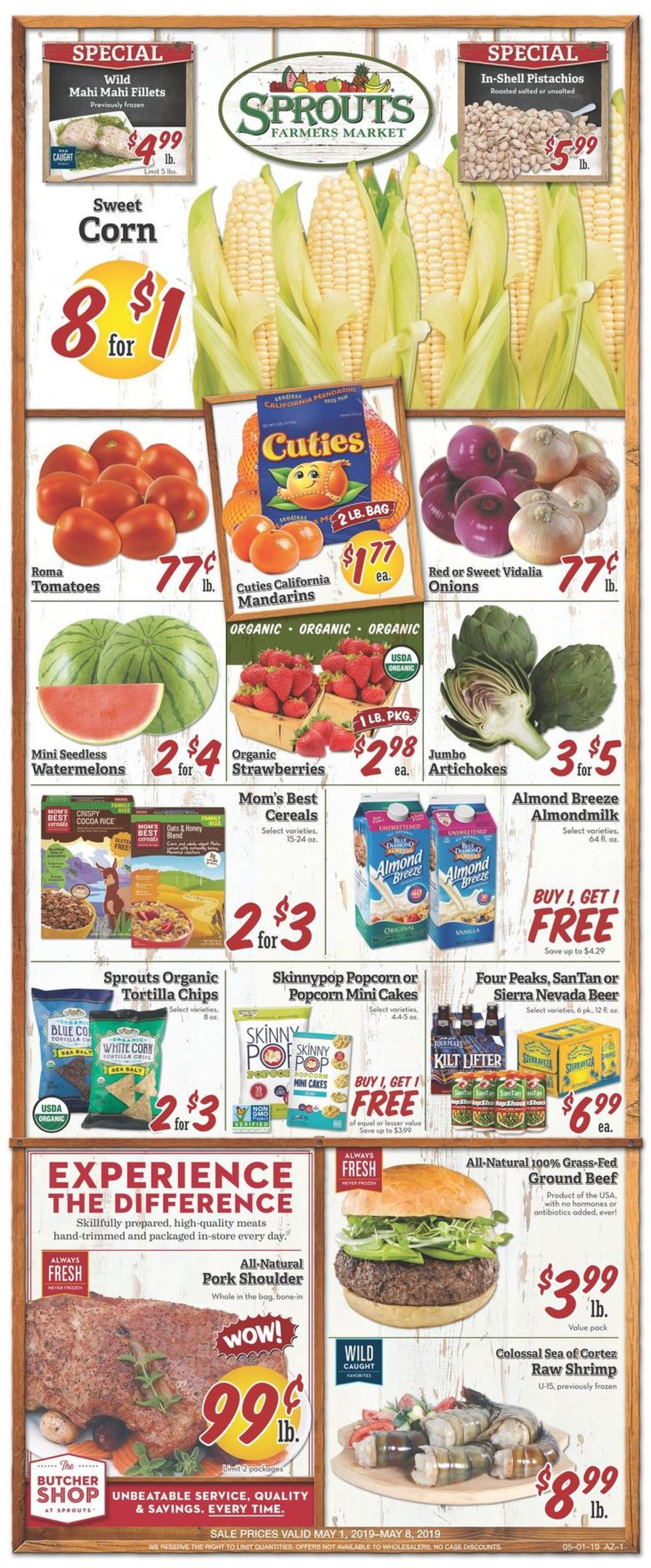 Sprouts Current Weekly Ad 05 01 05 08 2019 Frequent