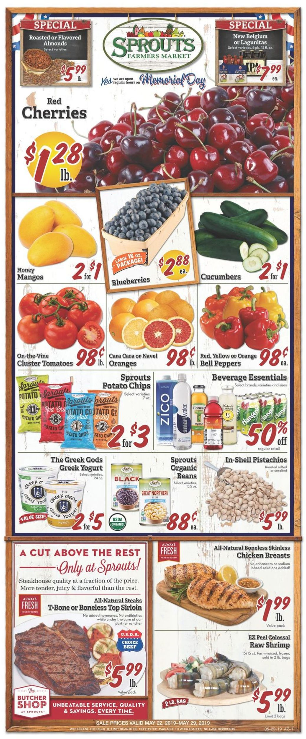 Sprouts Current weekly ad 05/22 - 05/29/2019 - frequent-ads com