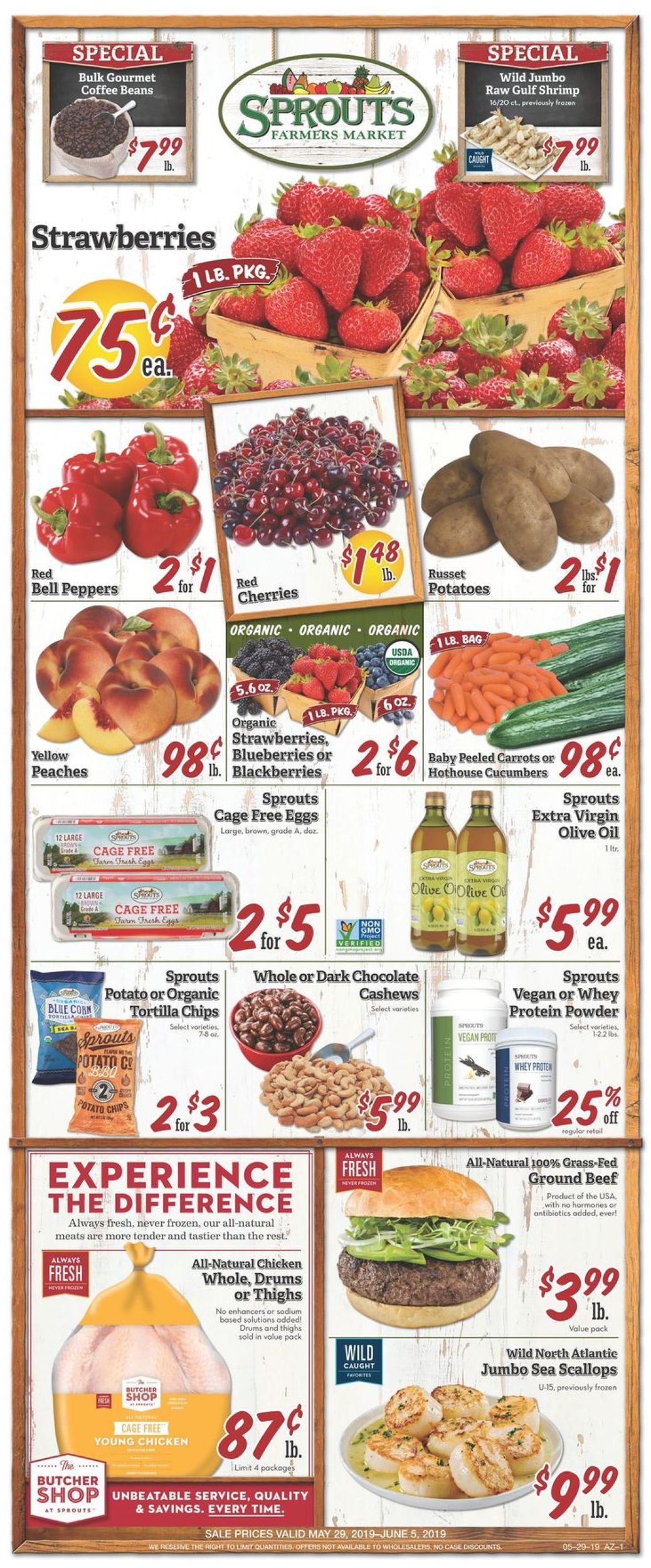 Sprouts Current weekly ad 05/29 - 06/05/2019 - frequent-ads com