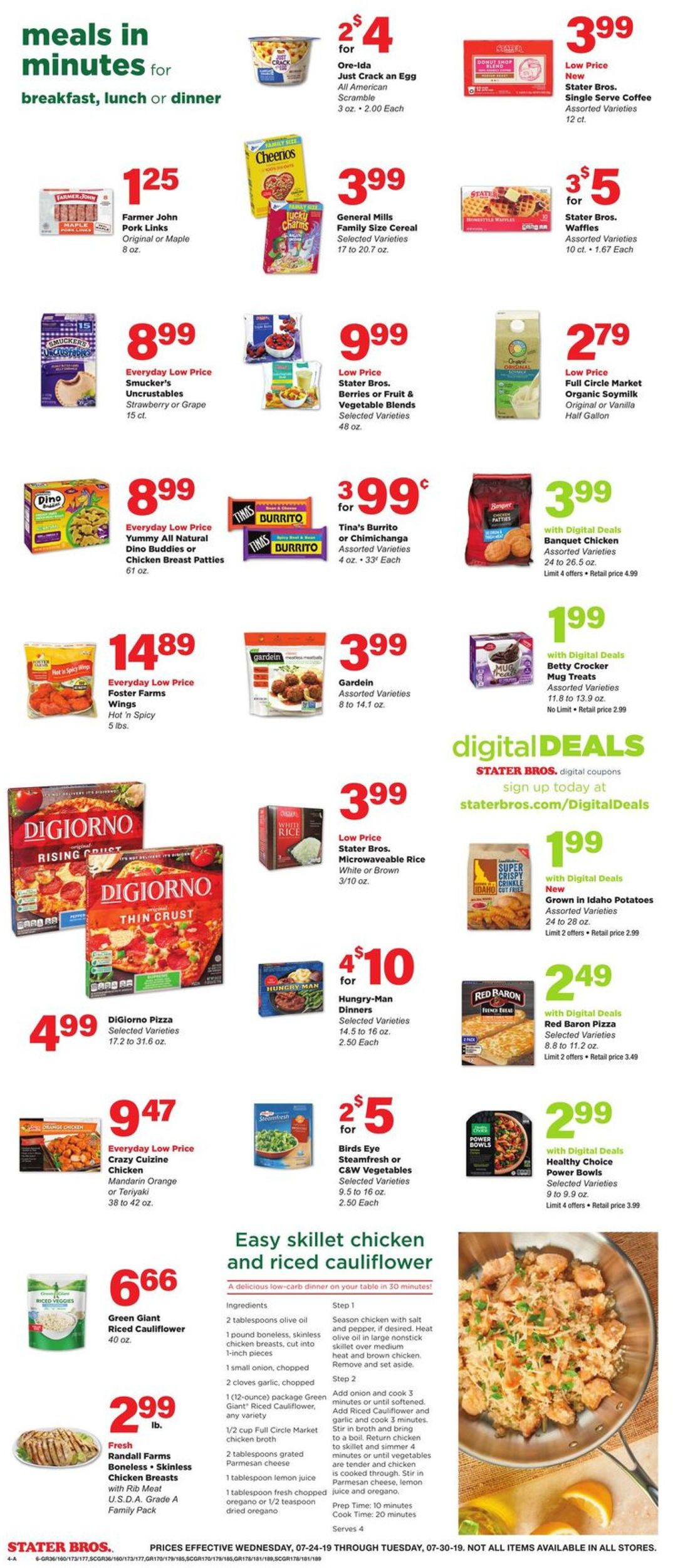 Stater Bros Current Weekly Ad 07 24 07 30 2019 4 Frequent Ads Com