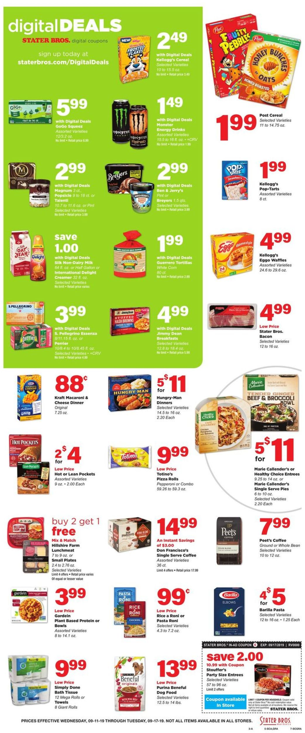 Stater Bros Current Weekly Ad 09 11 09 17 2019 5 Frequent Ads Com