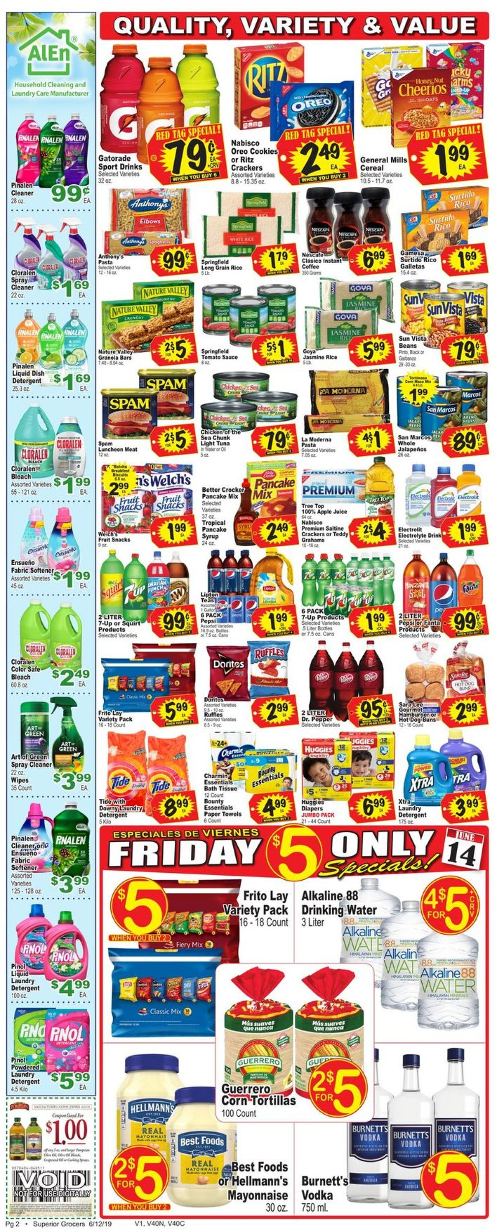 Superior Grocers Current Weekly Ad 06 12 06 18 2019 2