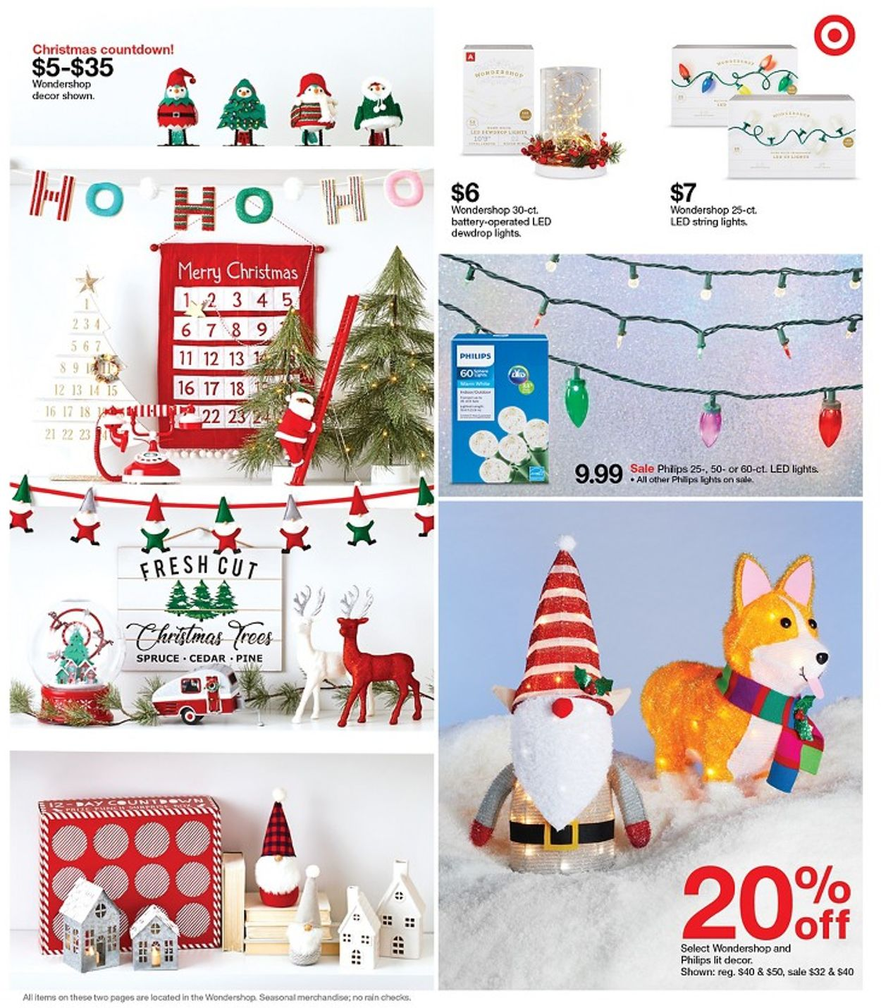 Jayc Foods Christmas Countdown 2020 Target Current weekly ad 11/17   11/23/2019 [11]   frequent ads.com