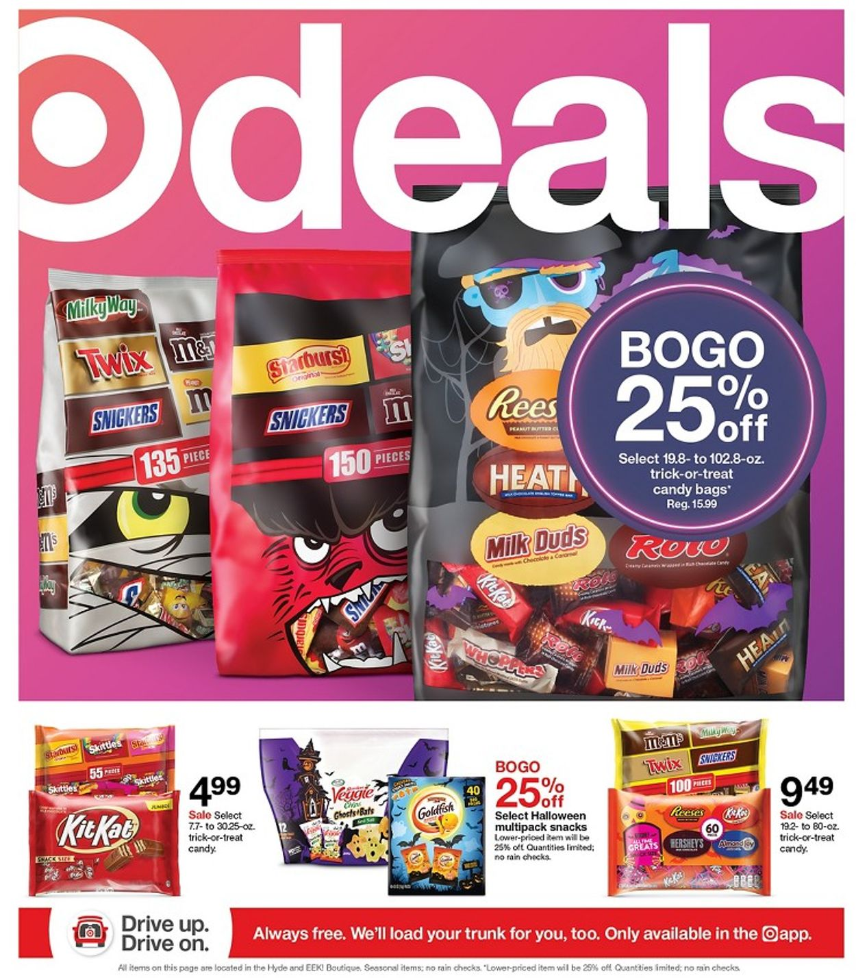 Target weekly-ad