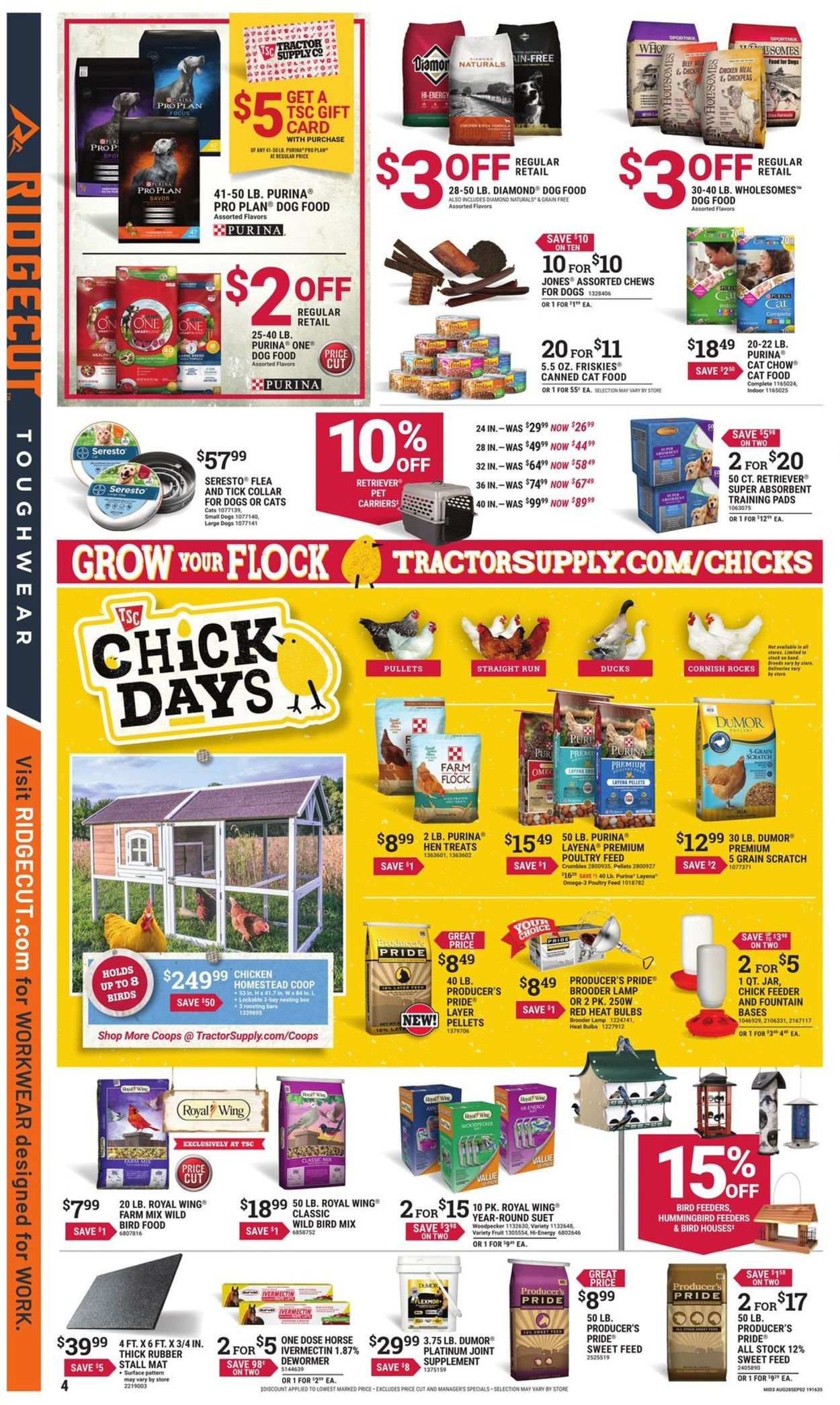 Tractor Supply Current Weekly Ad 08 28 09 02 2019 4