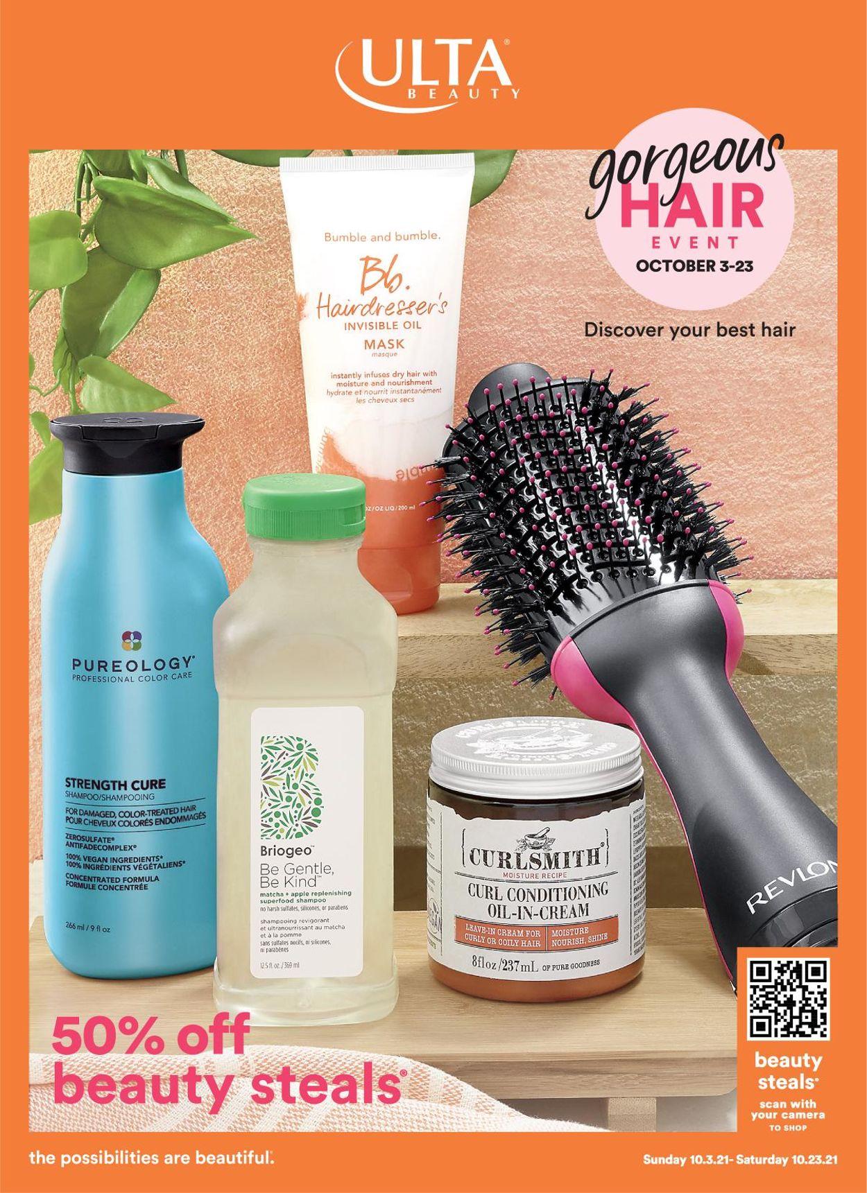 Ulta Beauty weekly-ad