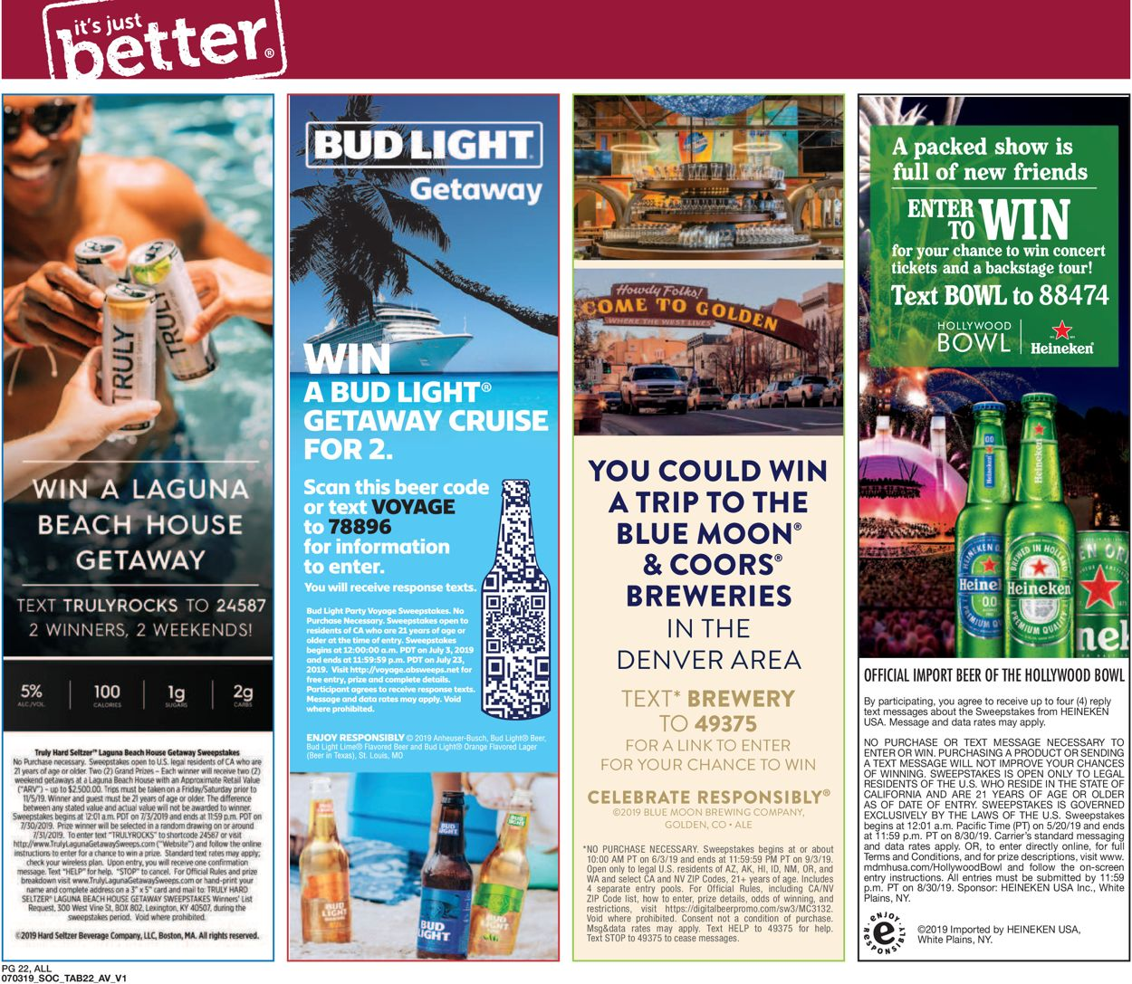 Vons Current weekly ad 07/03 - 07/23/2019 [22] - frequent-ads com