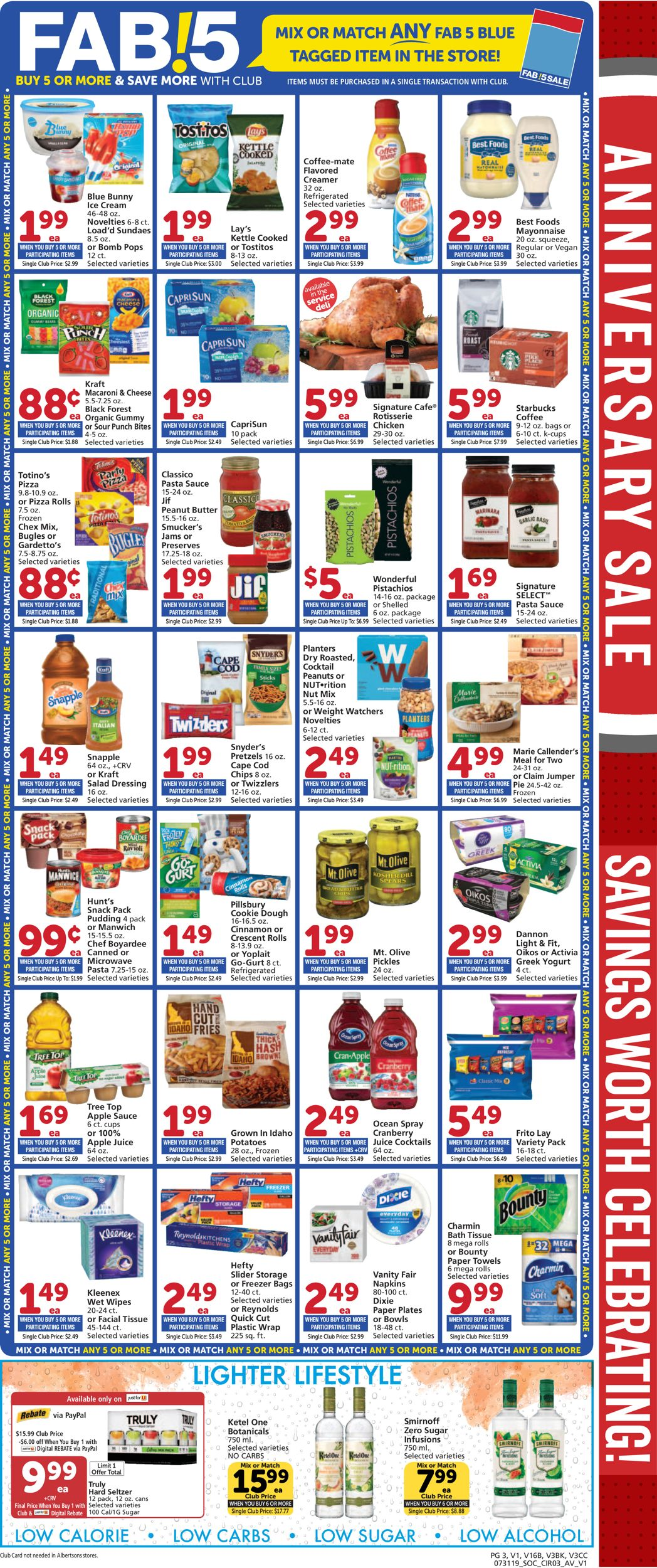 Vons Current weekly ad 07/31 - 08/06/2019 [4] - frequent-ads com