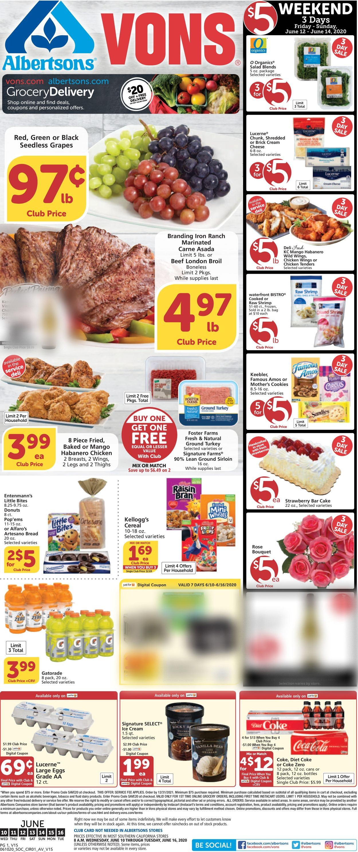 Vons weekly-ad