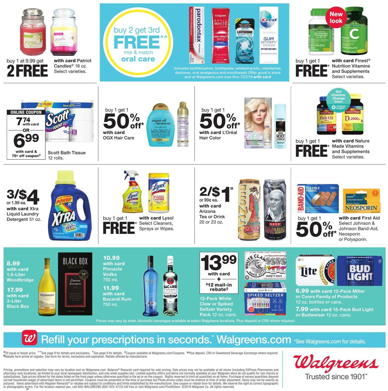 Walgreens Current weekly ad 07/14 - 07/20/2019 [2] - frequent-ads com