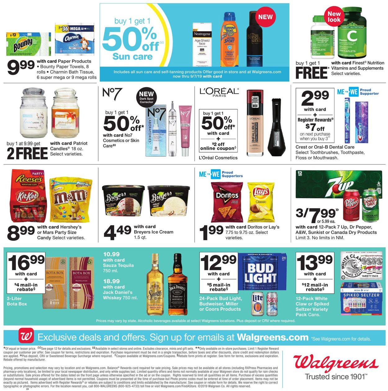 Walgreens Current weekly ad 08/11 - 08/17/2019 [3] - frequent-ads com