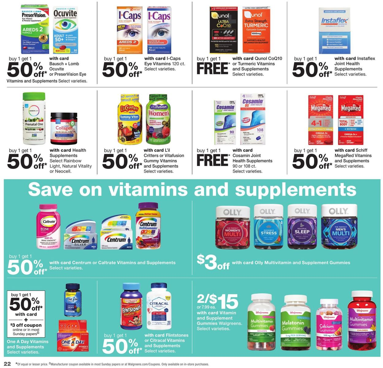 Walgreens Current Weekly Ad 11 03 11 09 2019 27 Frequent Ads Com