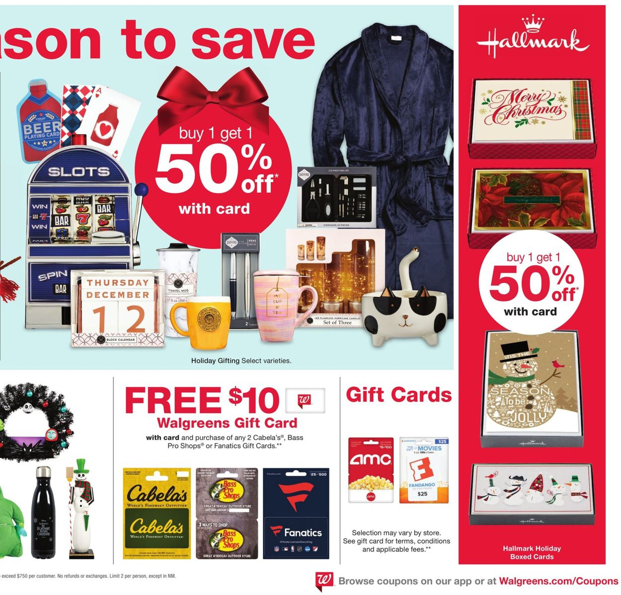 Holiday Ad 2019 Current Weekly Ad 11/17
