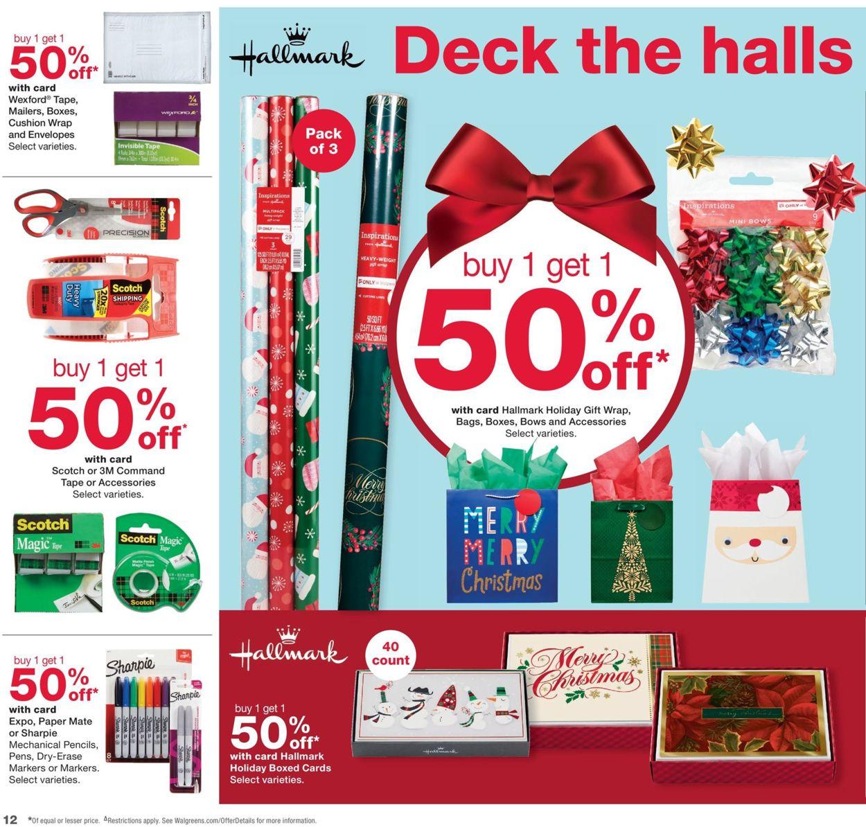 Walgreens Current Weekly Ad 11/24