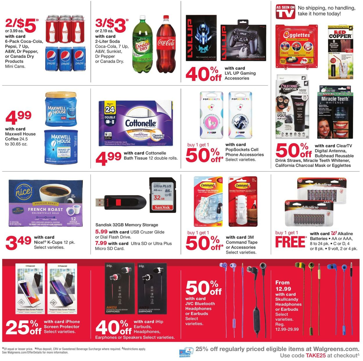 Walgreens Current Weekly Ad 11 28 11 30 2019 4 Frequent Ads Com