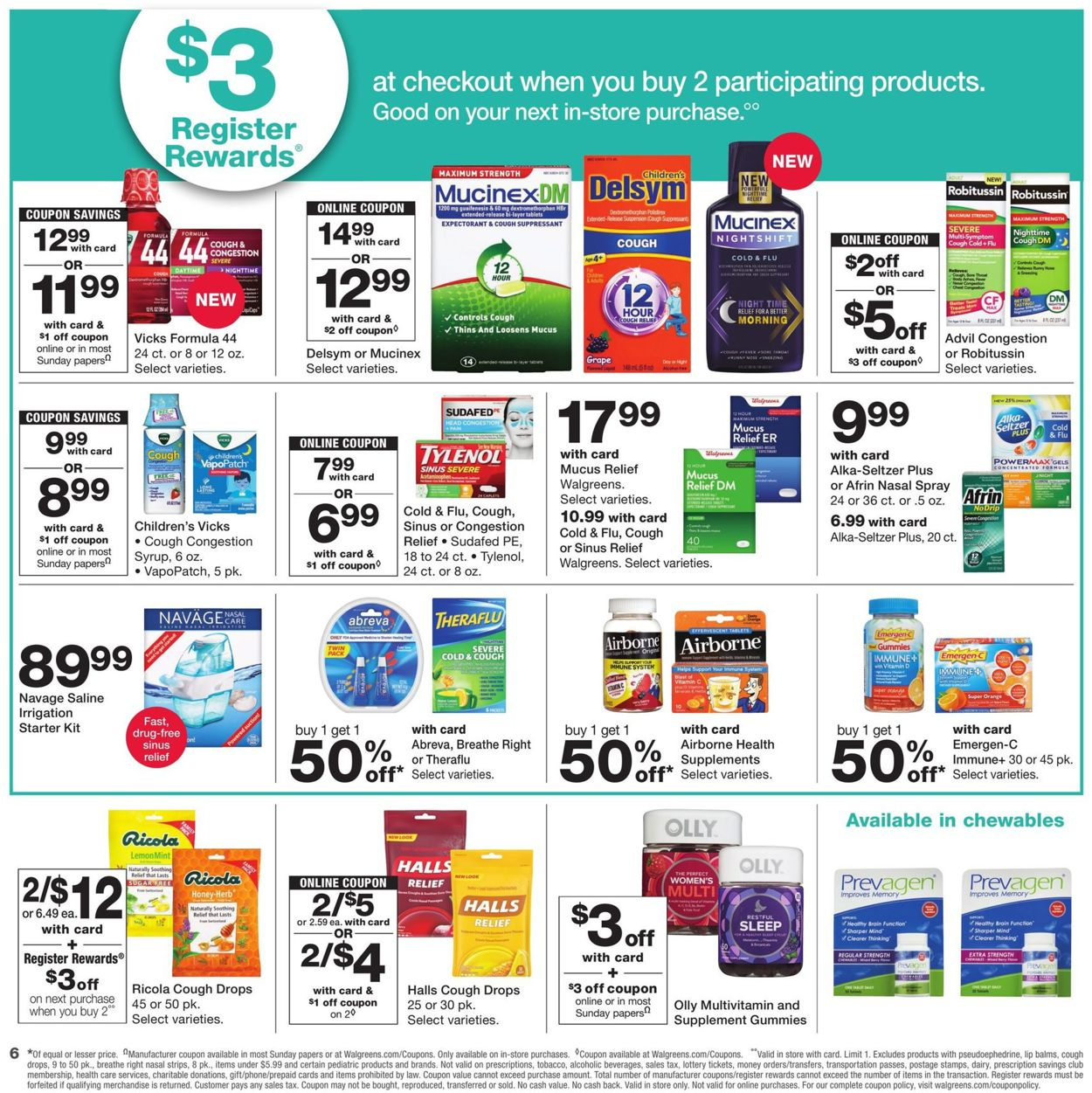 Walgreens New Year S Ad 2019 2020 Current Weekly Ad 12 29 01