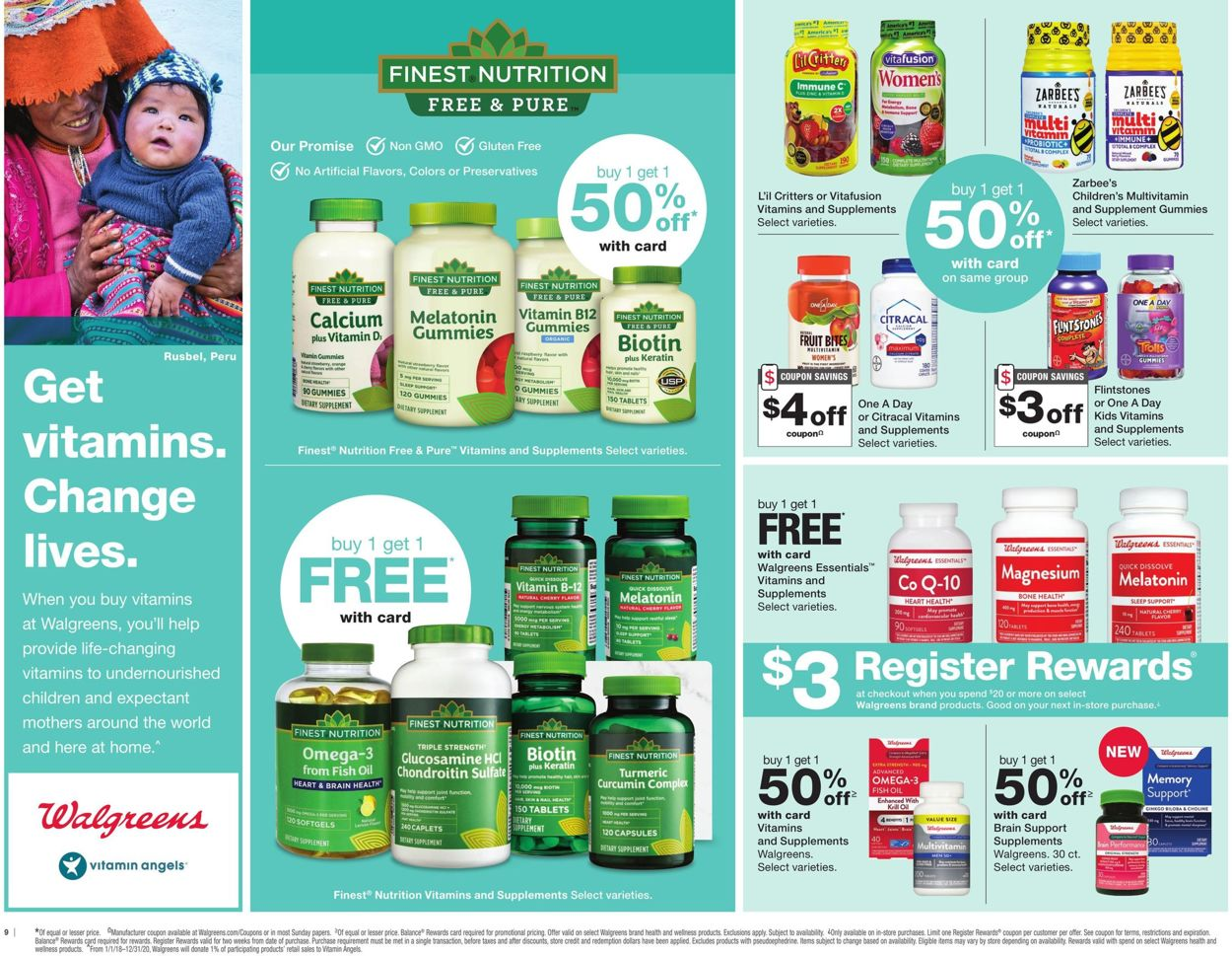 Walgreens Current Weekly Ad 08 02 08 08 2020 13 Frequent Ads Com