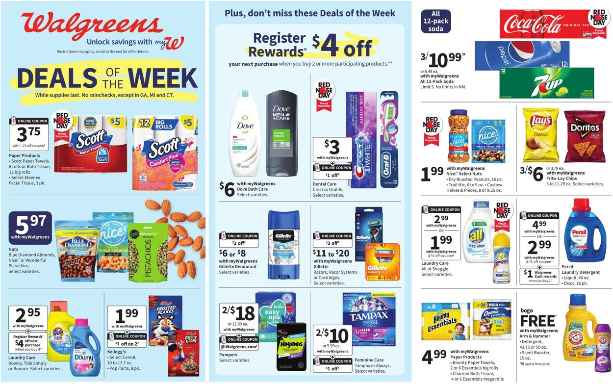 Catalogue Walgreens from 04/18/2021