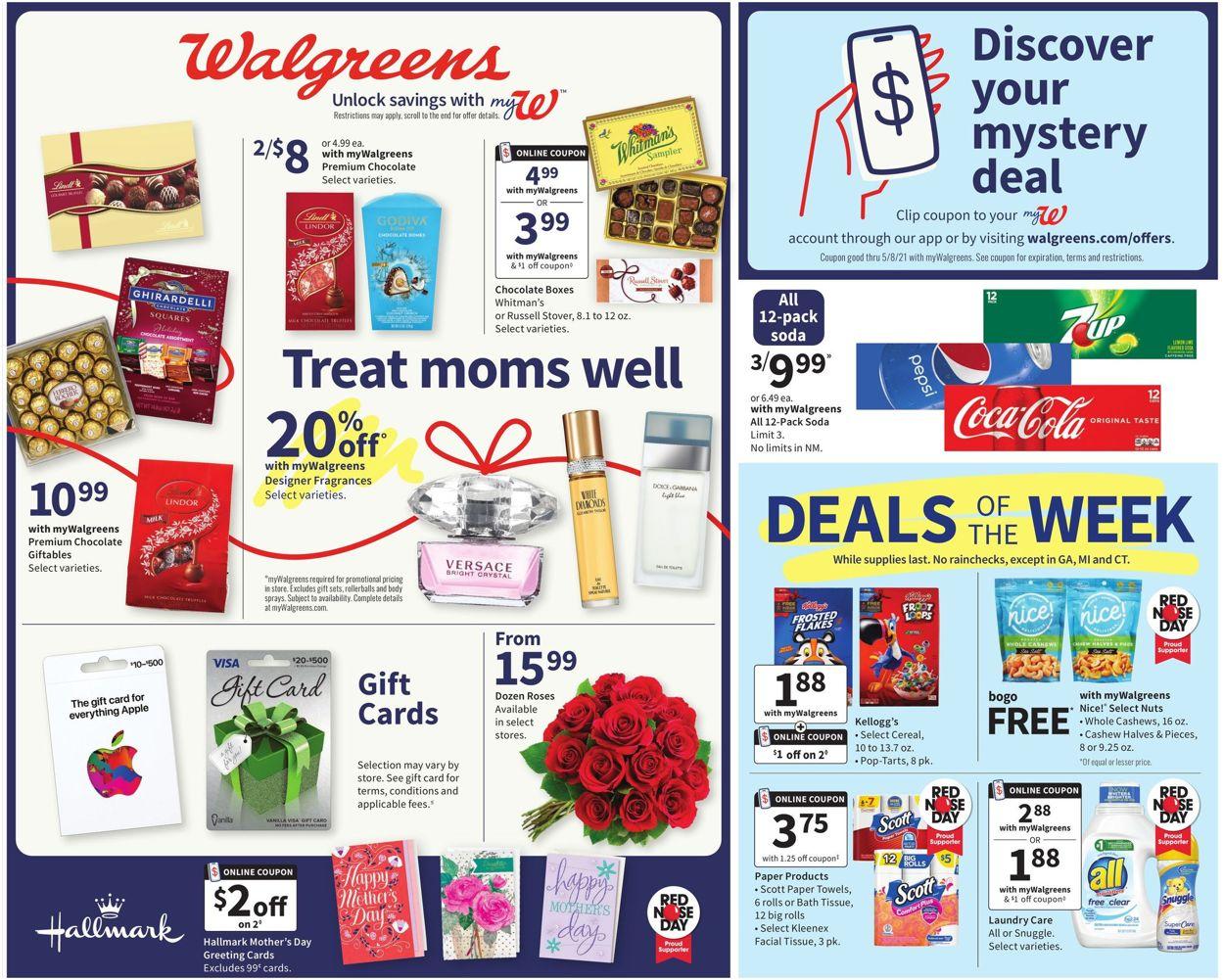 Catalogue Walgreens from 05/02/2021