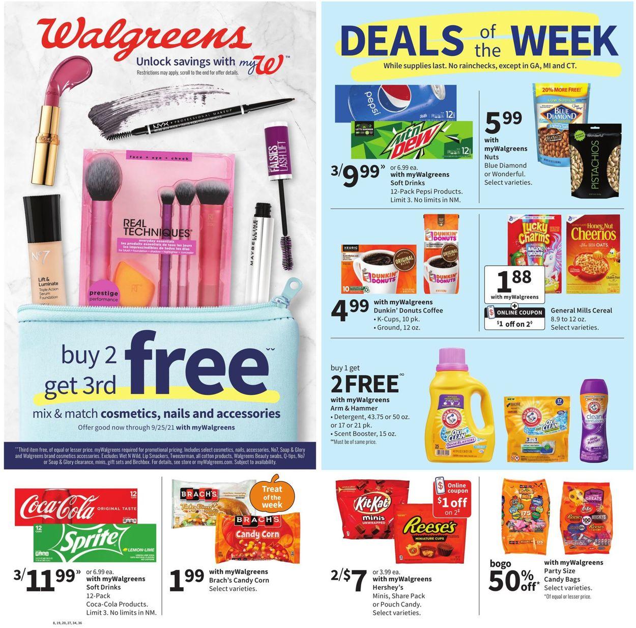 Catalogue Walgreens from 09/12/2021