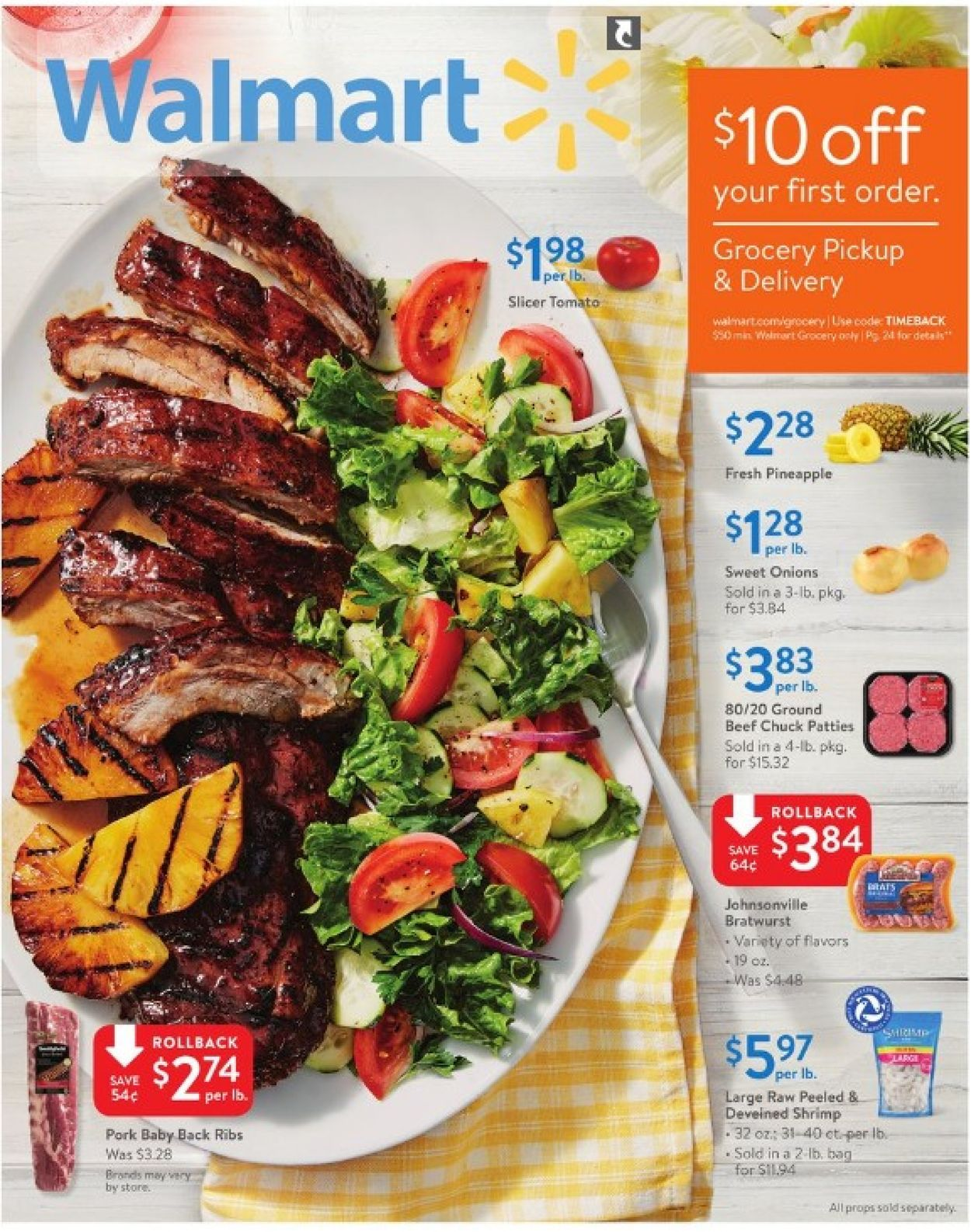 Walmart Current weekly ad 05/24 - 06/08/2019 - frequent-ads.com